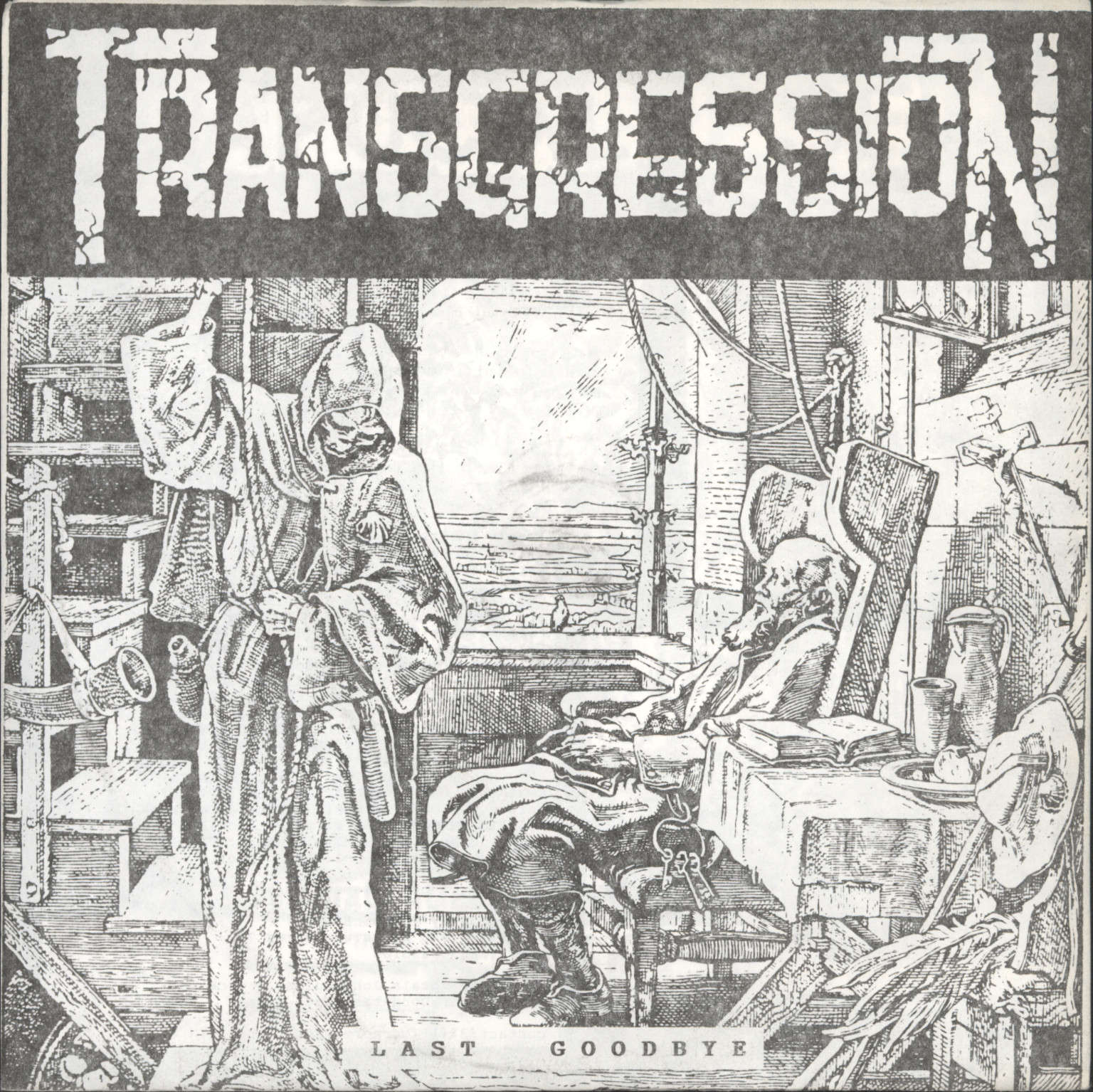 "Transgression: Last Goodbye / Beauty, 7"" Single (Vinyl)"