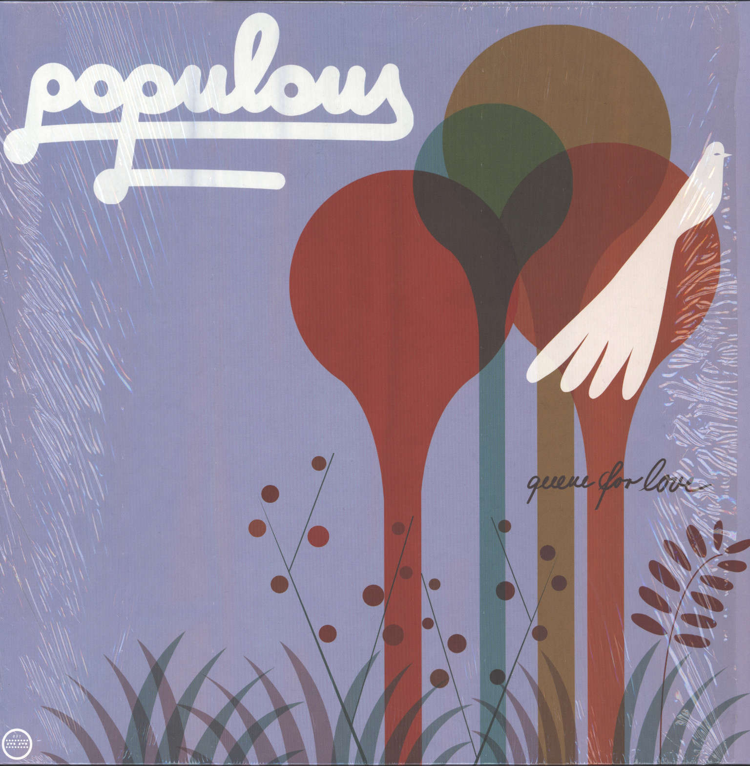 Populous: Queue For Love, LP (Vinyl)