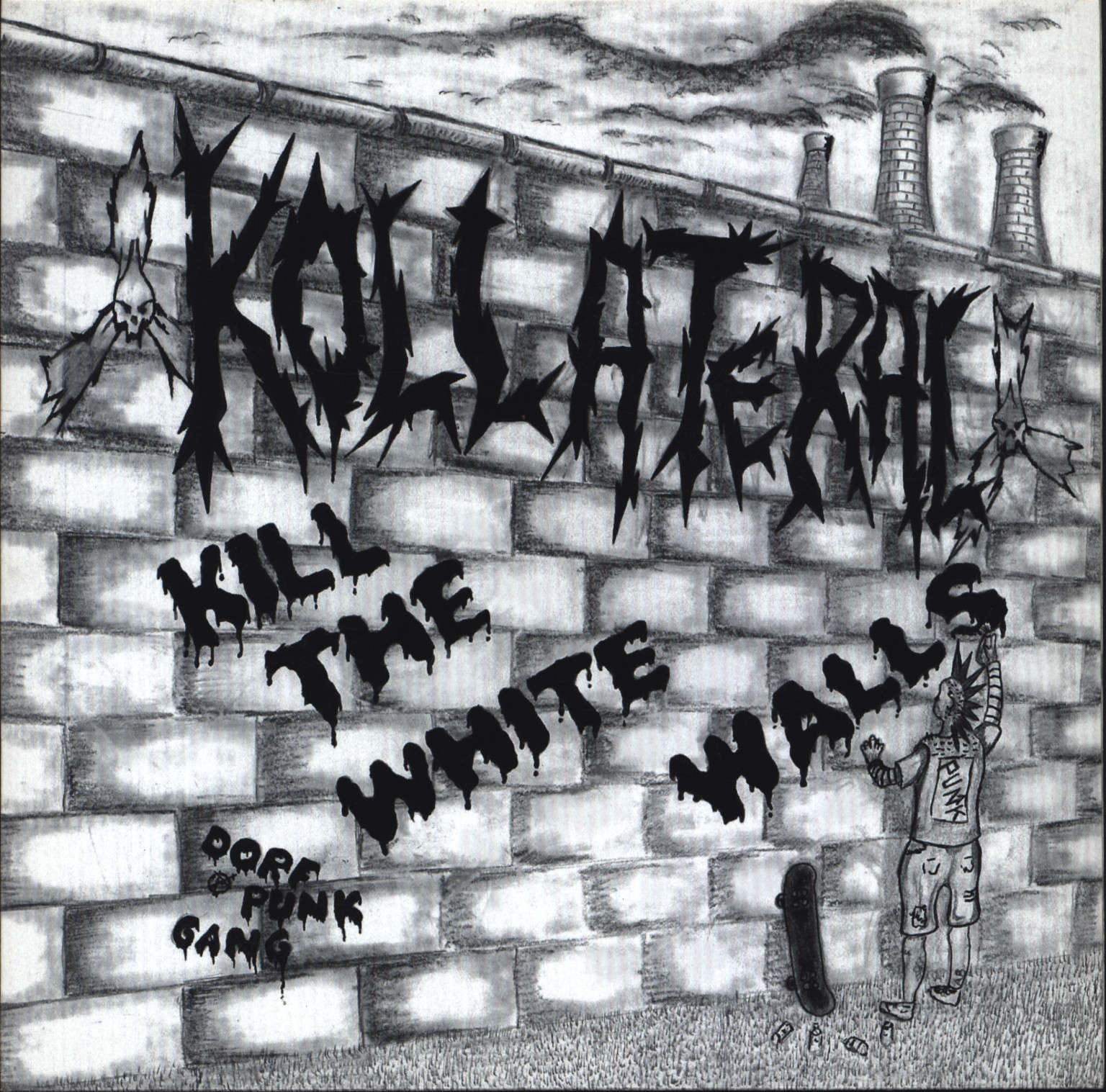 "Kollateral: Kill The White Walls, 7"" Single (Vinyl)"