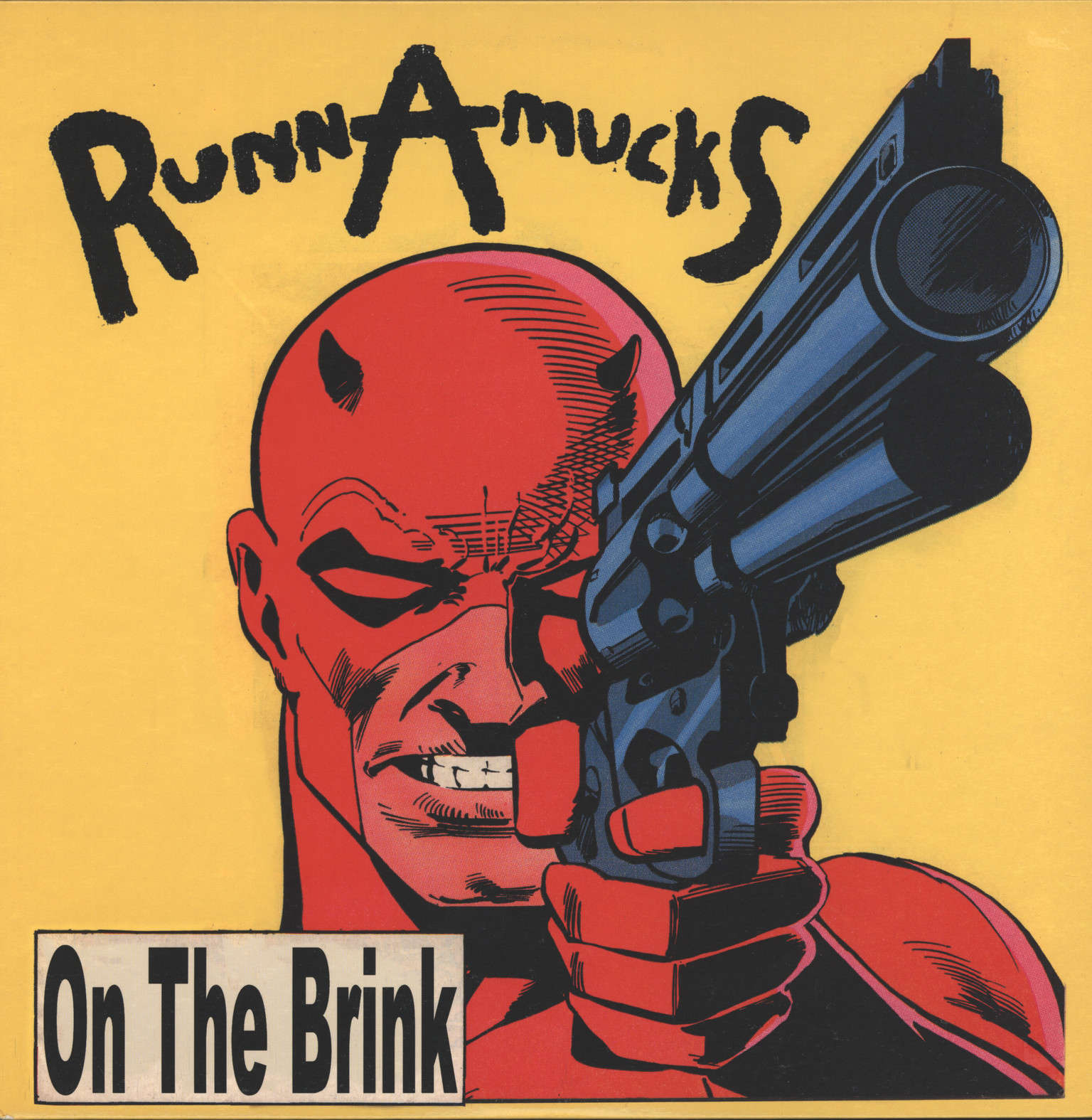 Runnamucks: On The Brink, LP (Vinyl)
