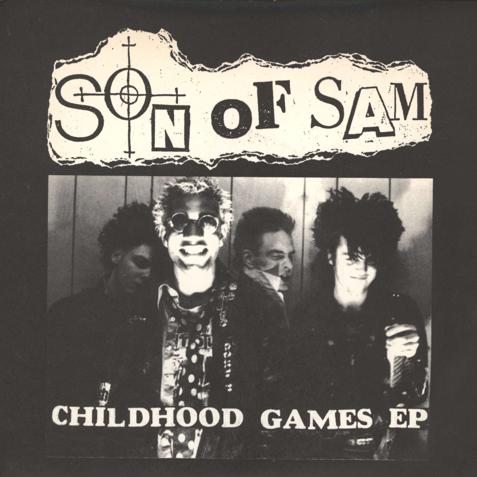 "Son Of Sam: Childhood Games EP, 7"" Single (Vinyl)"