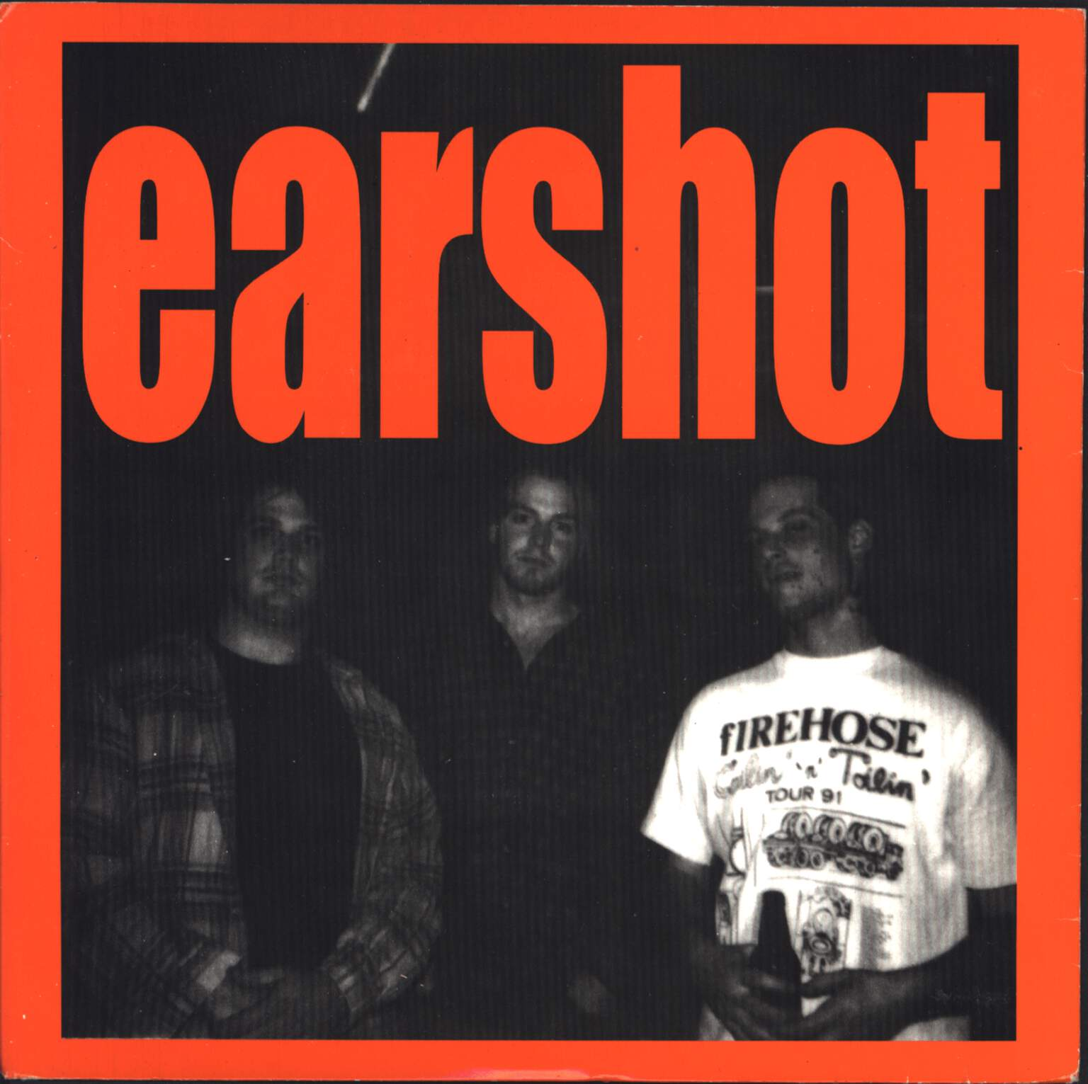 "Earshot: Sugarties / Luv Song For Alice / Big Shirts, 7"" Single (Vinyl)"