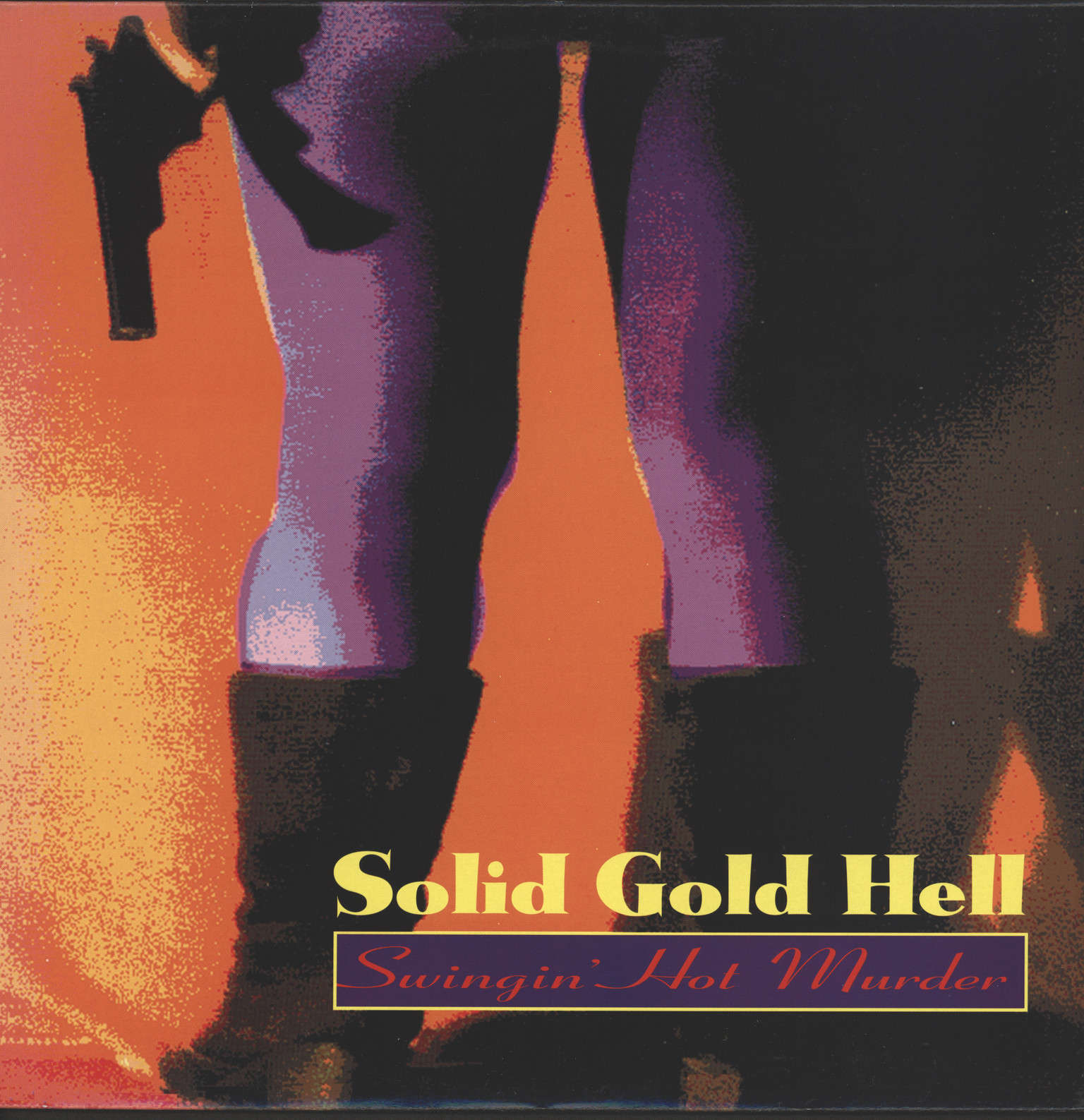 Solid Gold Hell: Swingin' Hot Murder, LP (Vinyl)