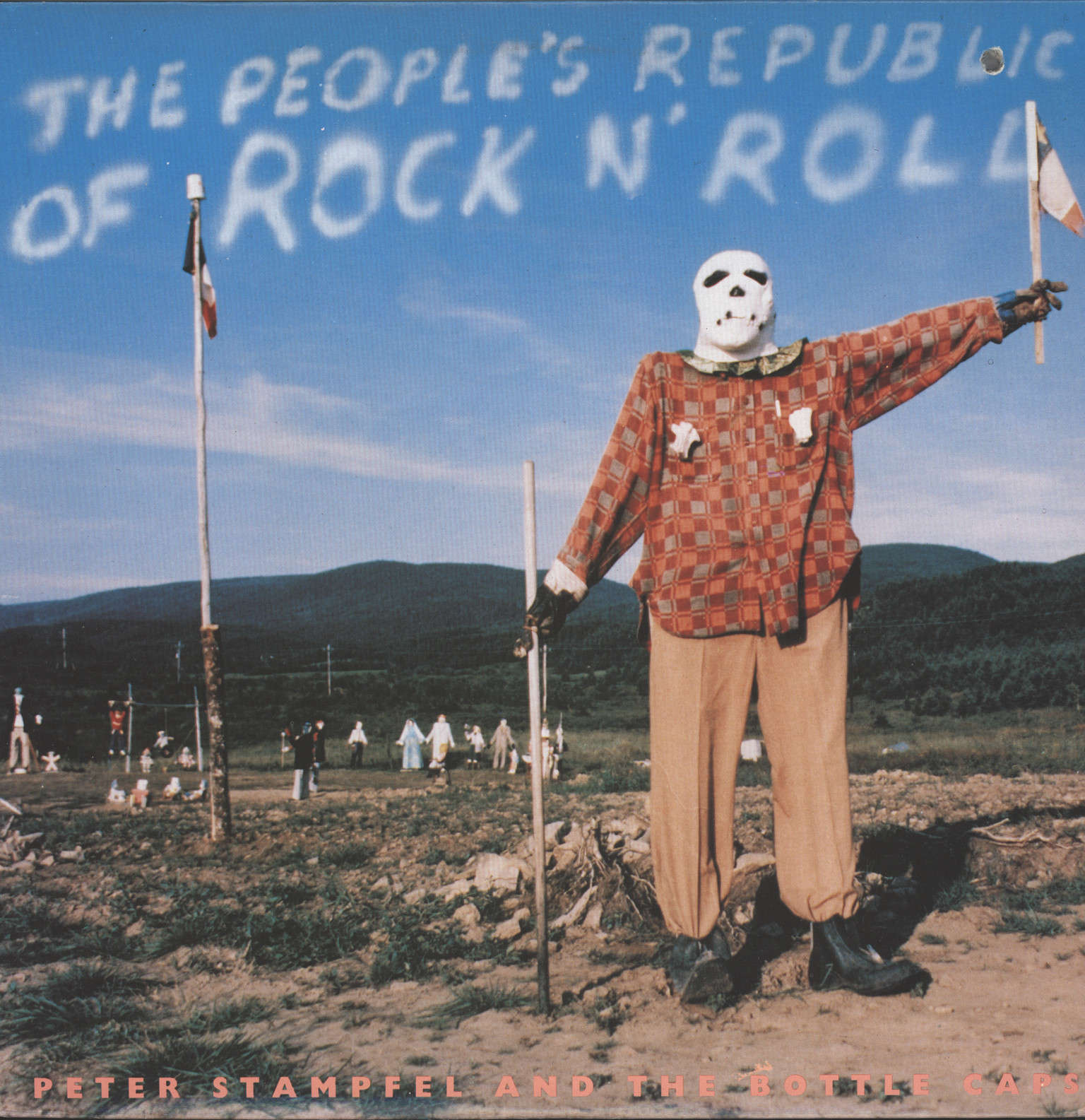 Stampfel and the Bottle Caps, Peter: People's Republic Of Rock N' Roll, LP (Vinyl)