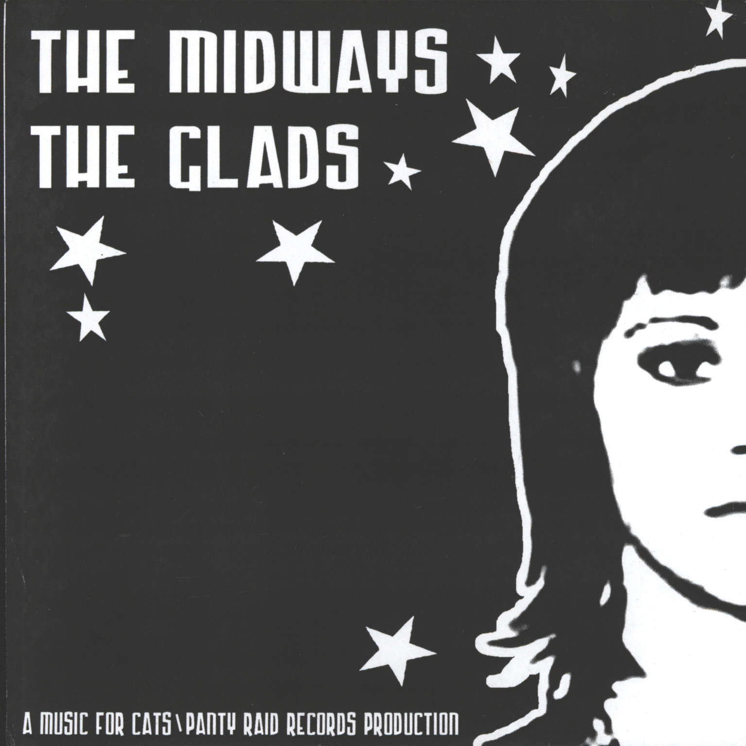 "Midways: Get Out Now / Shake It Up / My Baby's Got It / Do The Go To Hell, 7"" Single (Vinyl)"