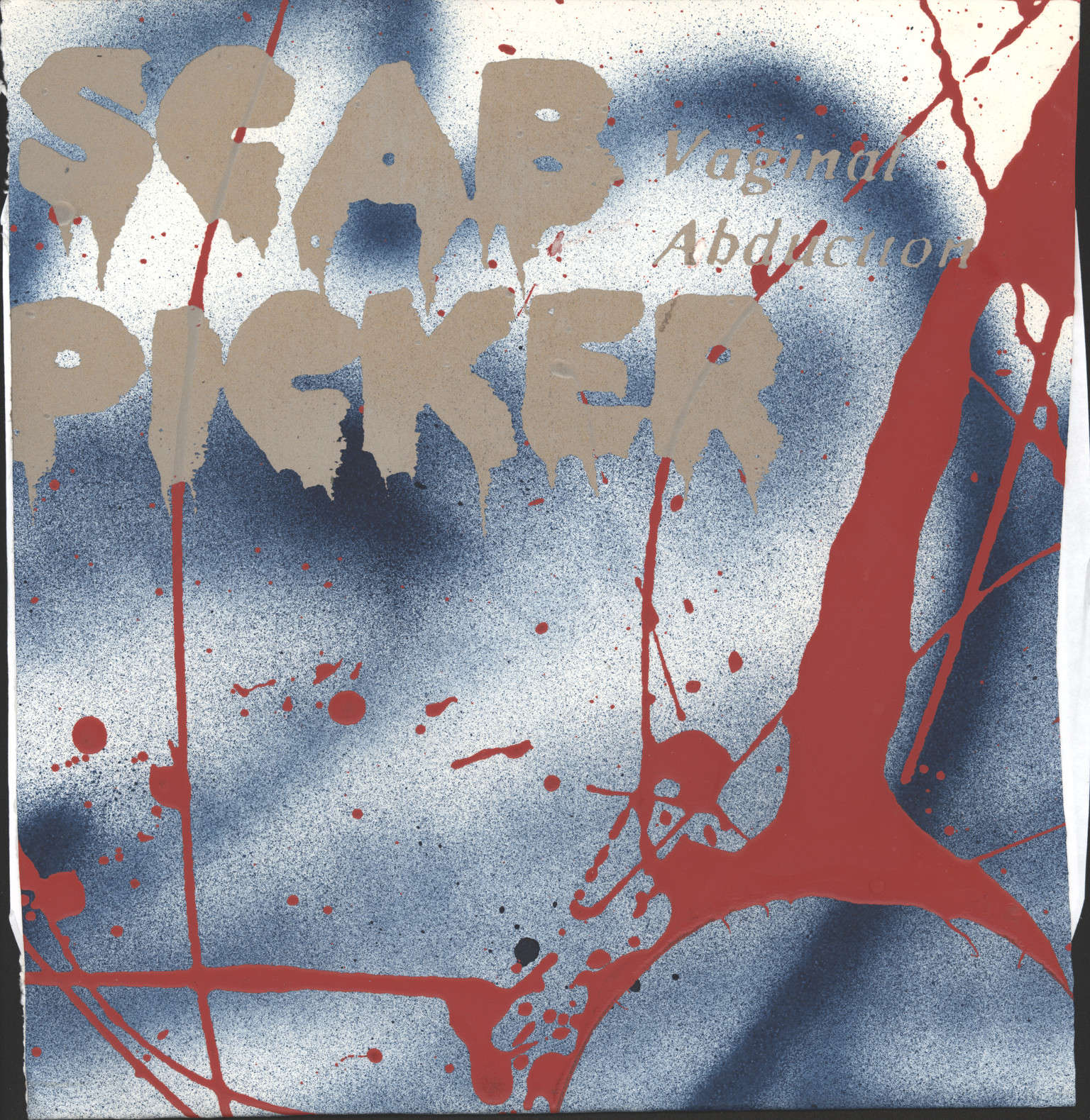 Scab Picker: Vaginal Abduction, LP (Vinyl)