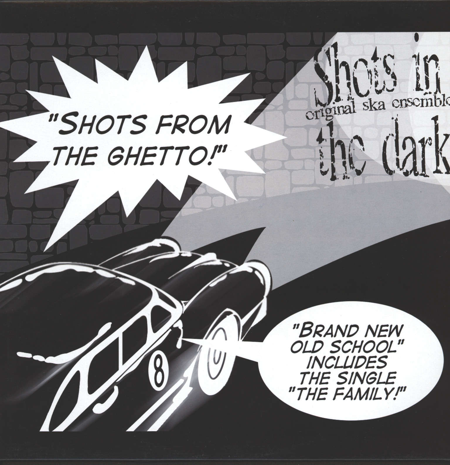 Shots in the Dark: Shots From The Ghetto, LP (Vinyl)