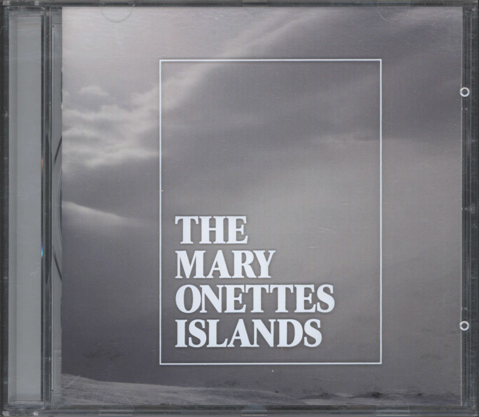 Mary Onettes: Islands, CD
