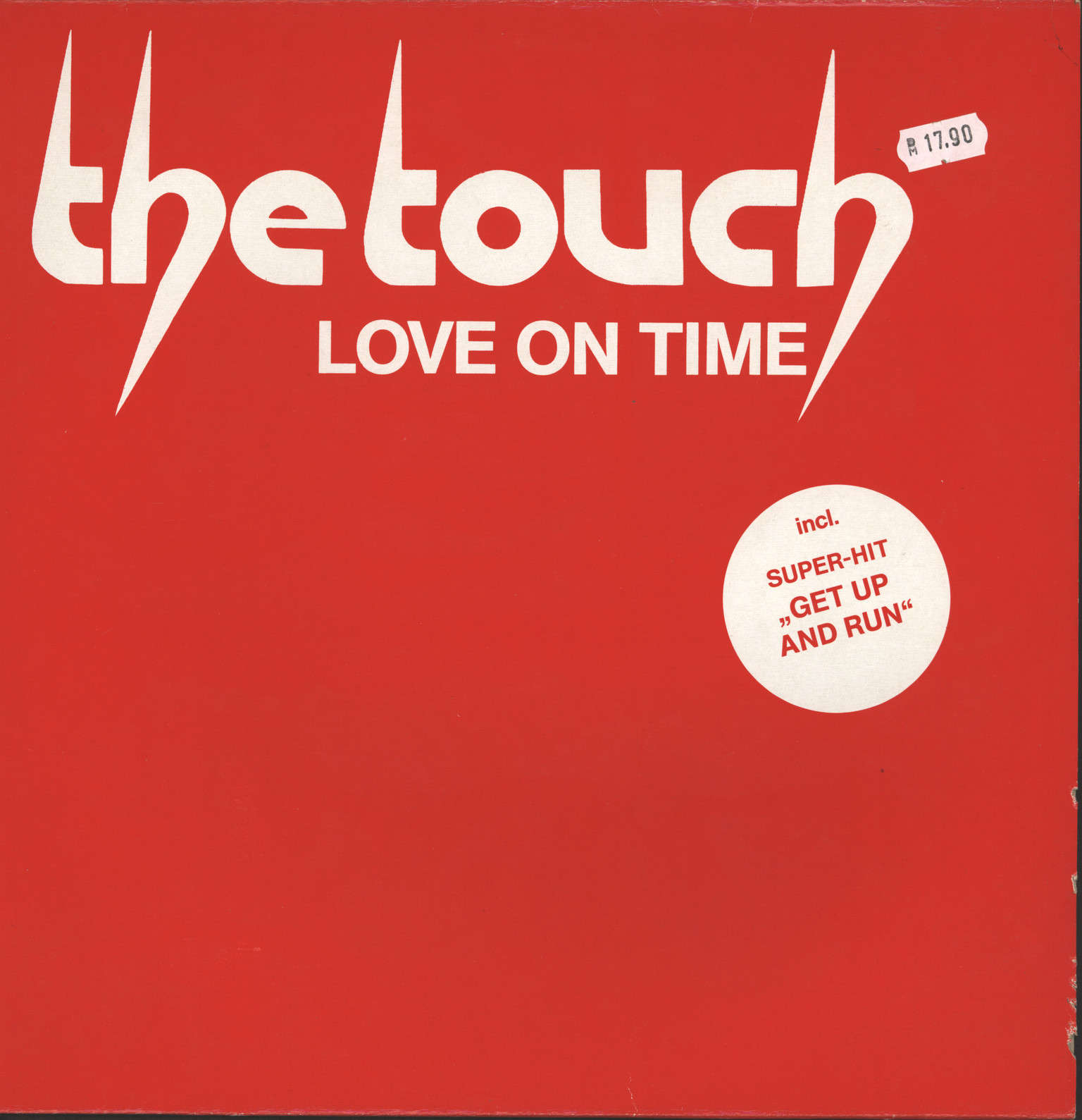 Touch: Love On Time, LP (Vinyl)
