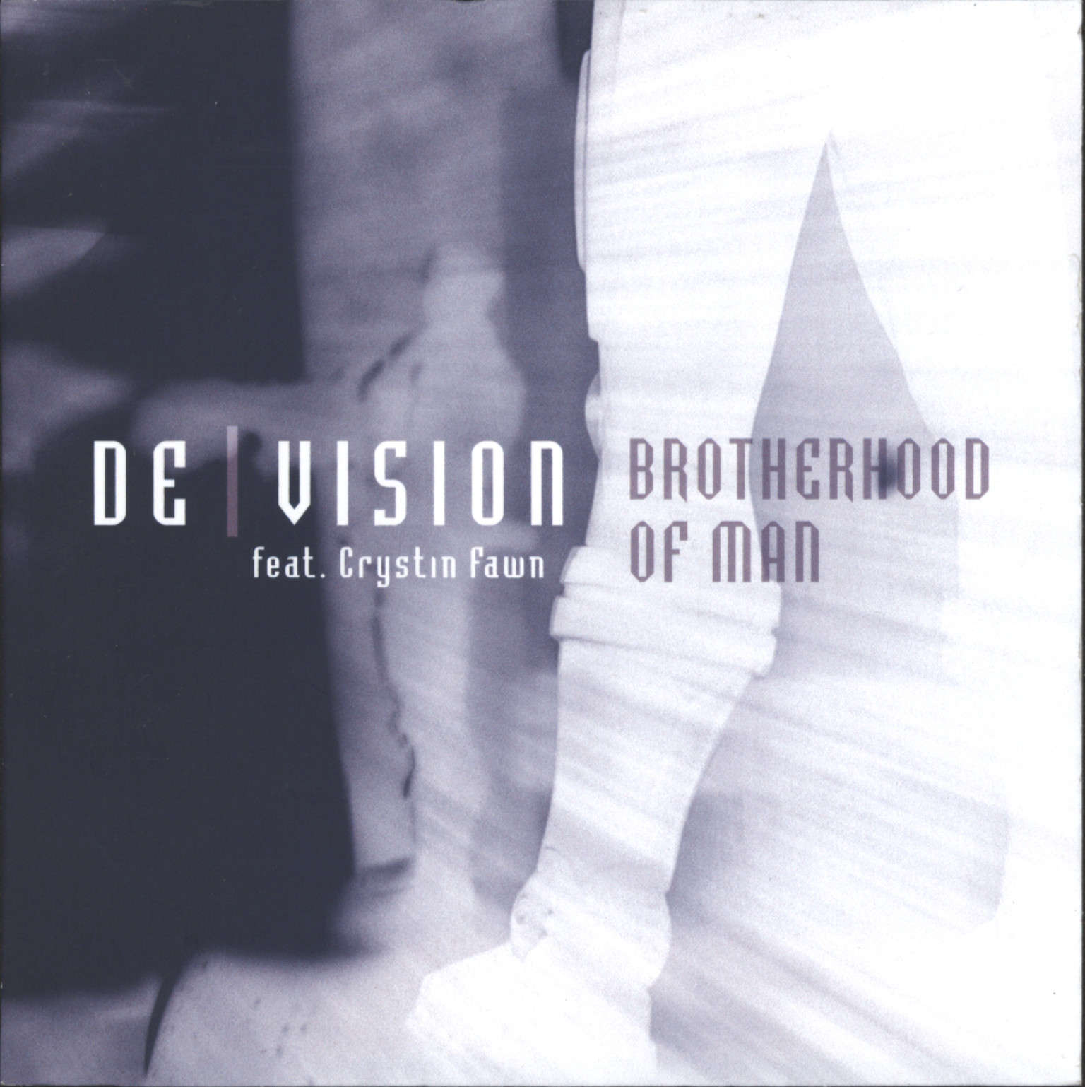 De/Vision: Brotherhood Of Man feat. Crystin Fawn, Mini CD