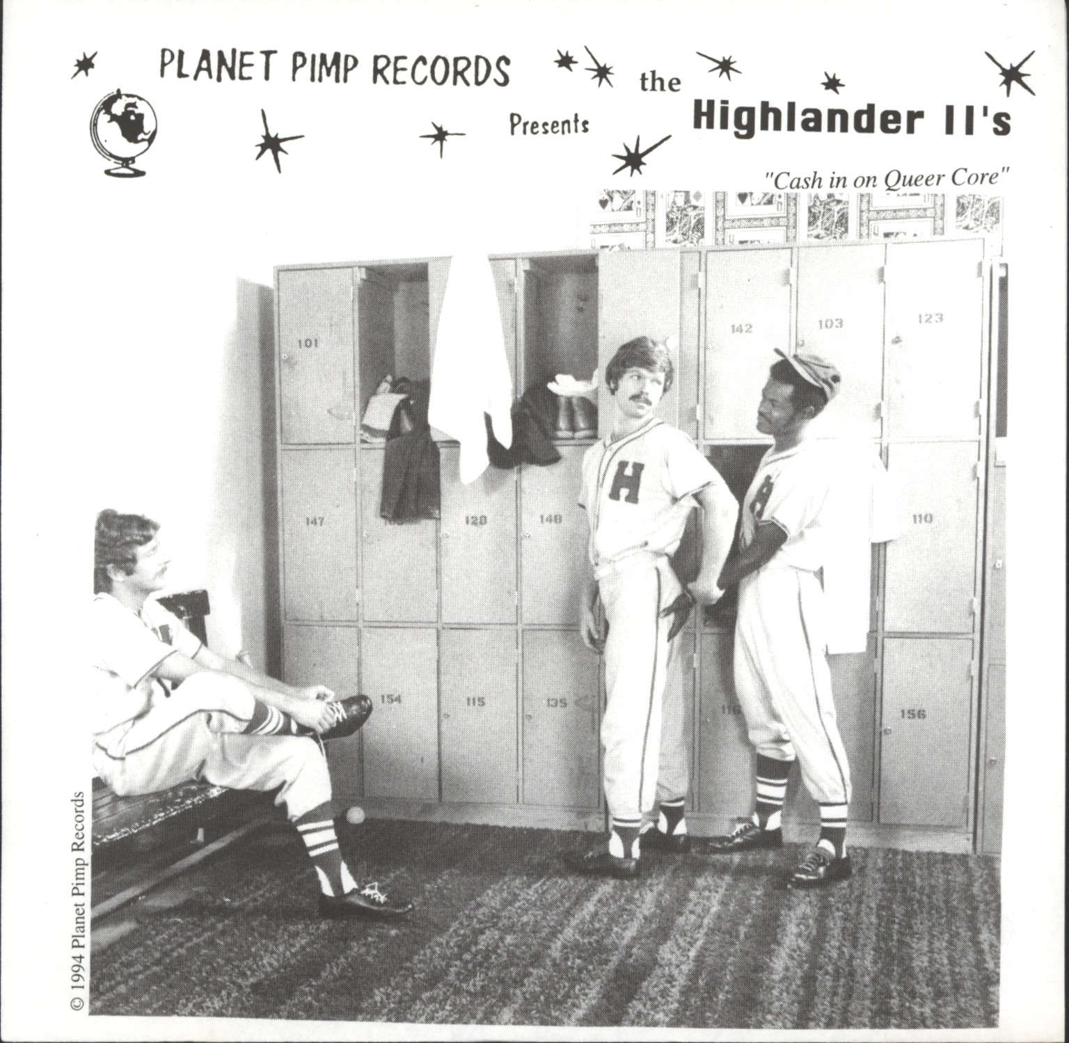 "Highlander Twos: Nursing A Hangover, 7"" Single (Vinyl)"