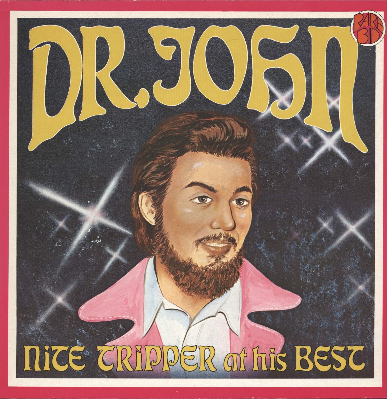 Dr. John: Nite Tripper At His Best, LP (Vinyl)