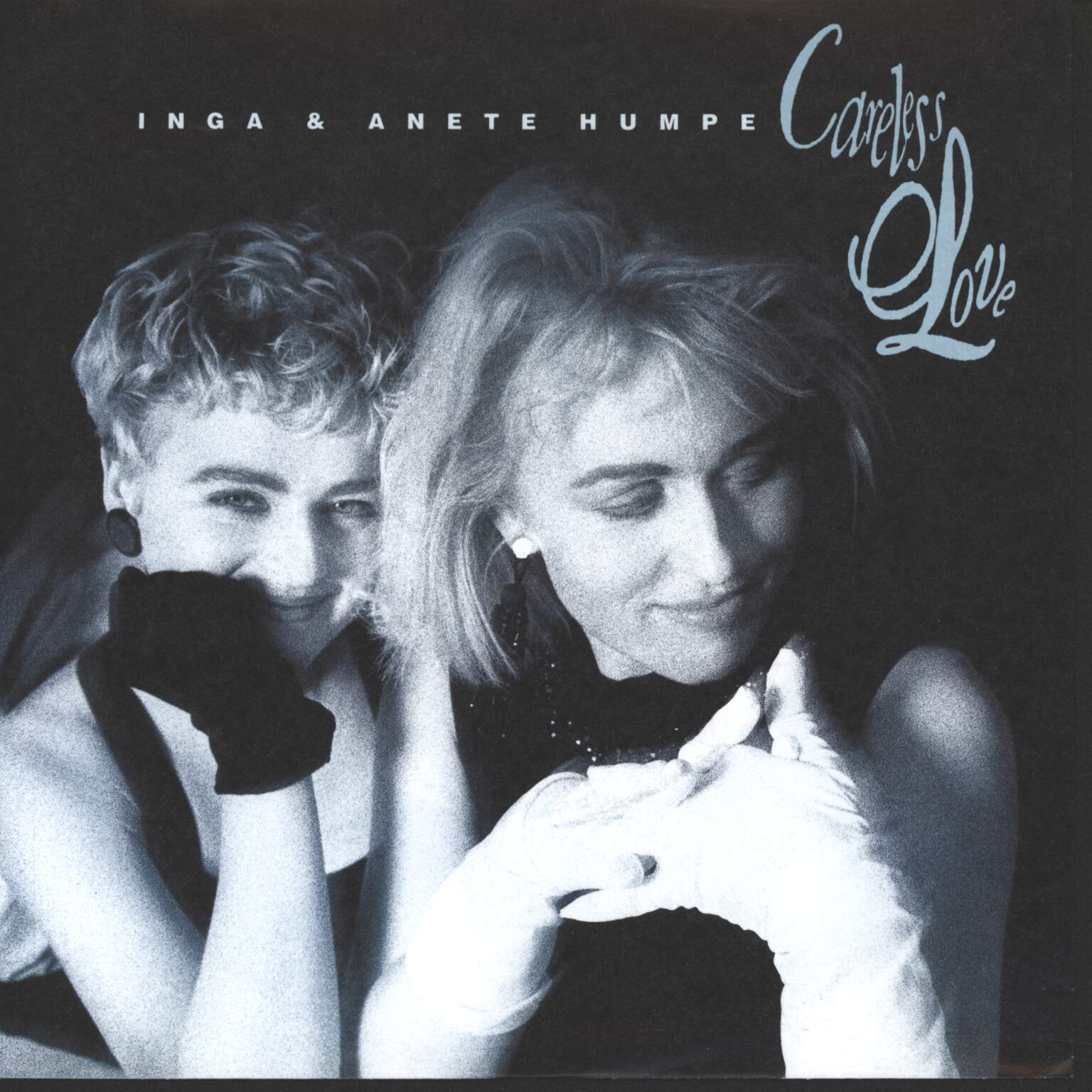 "Humpe, Inga & Anete: Careless Love / Come Closer Now, 7"" Single (Vinyl)"