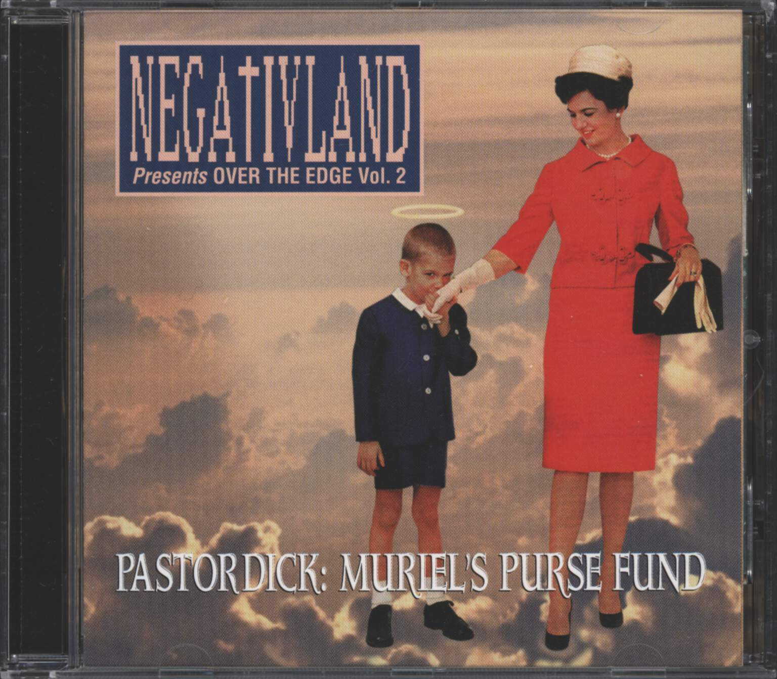 Negativland: Presents Over The Edge Vol. 2 - Pastor Dick: Muriel's Purse Fund, CD