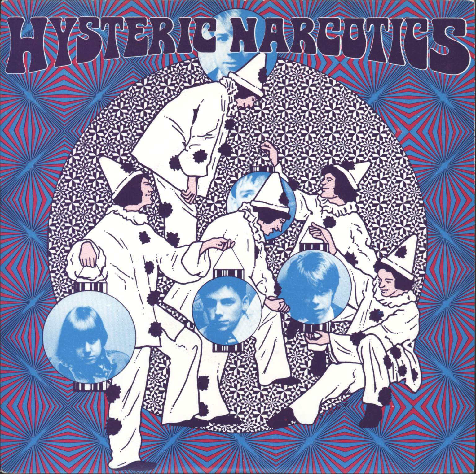 "Hysteric Narcotics: Wild As Soul / Such A Mystery, 7"" Single (Vinyl)"