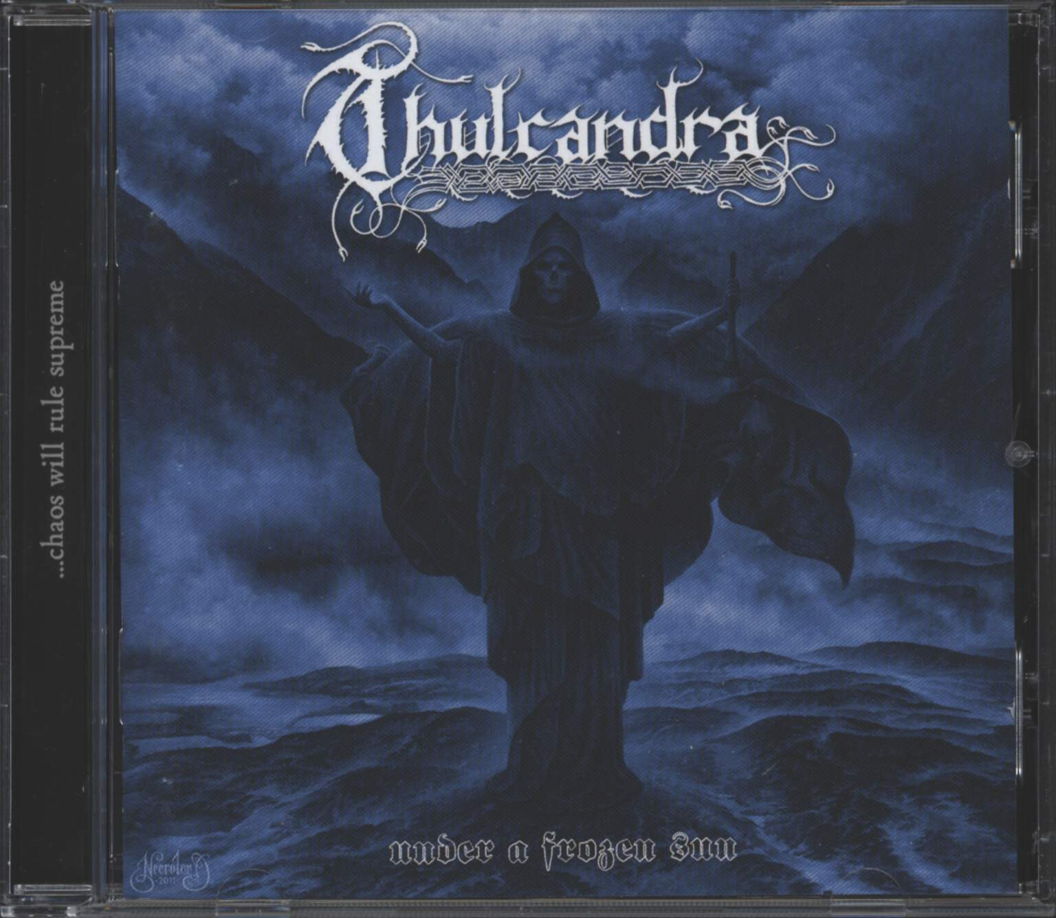 Thulcandra: Under A Frozen Sun, CD