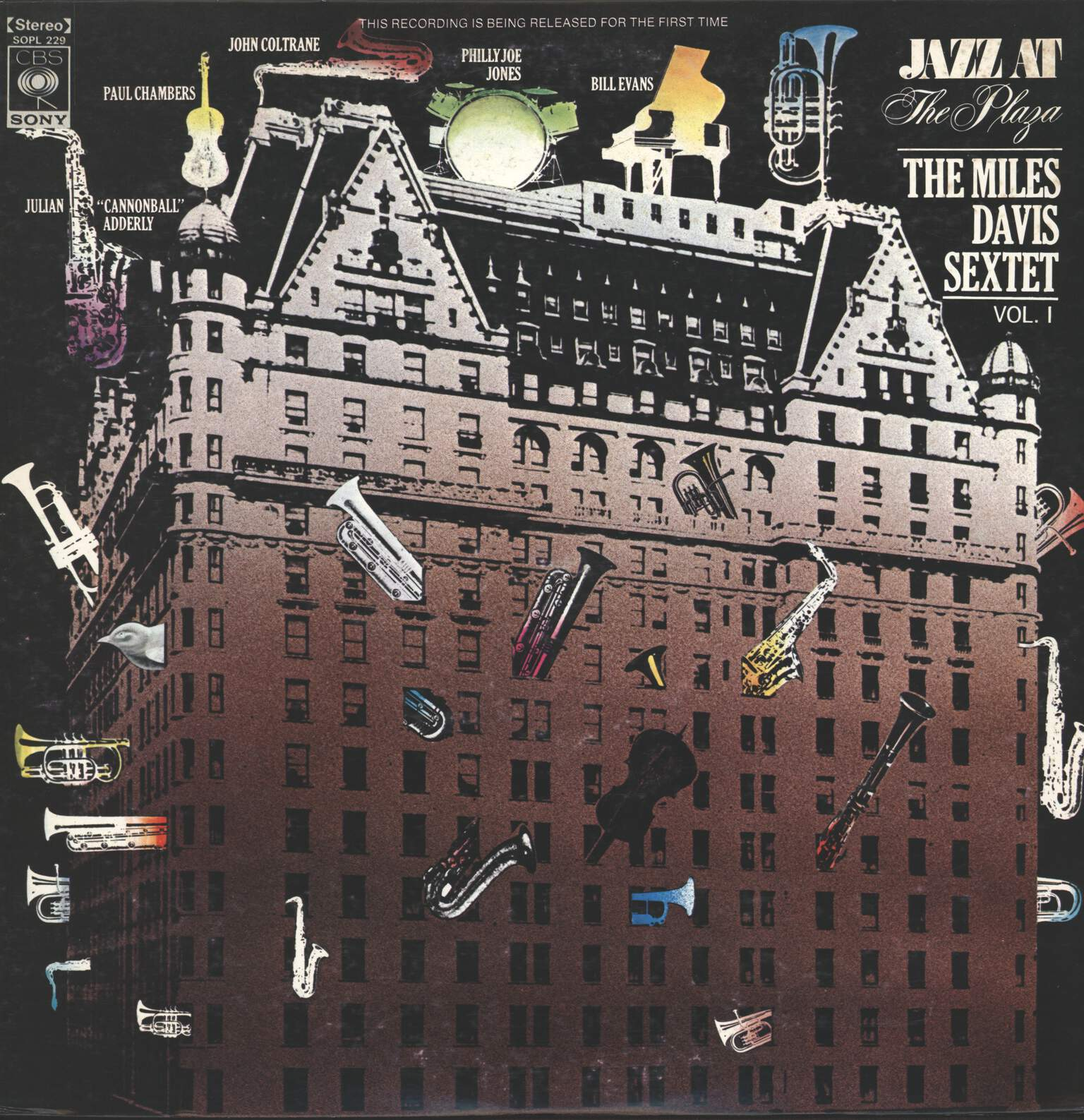 Miles Davis Sextet: Jazz At The Plaza Vol. 1, LP (Vinyl)