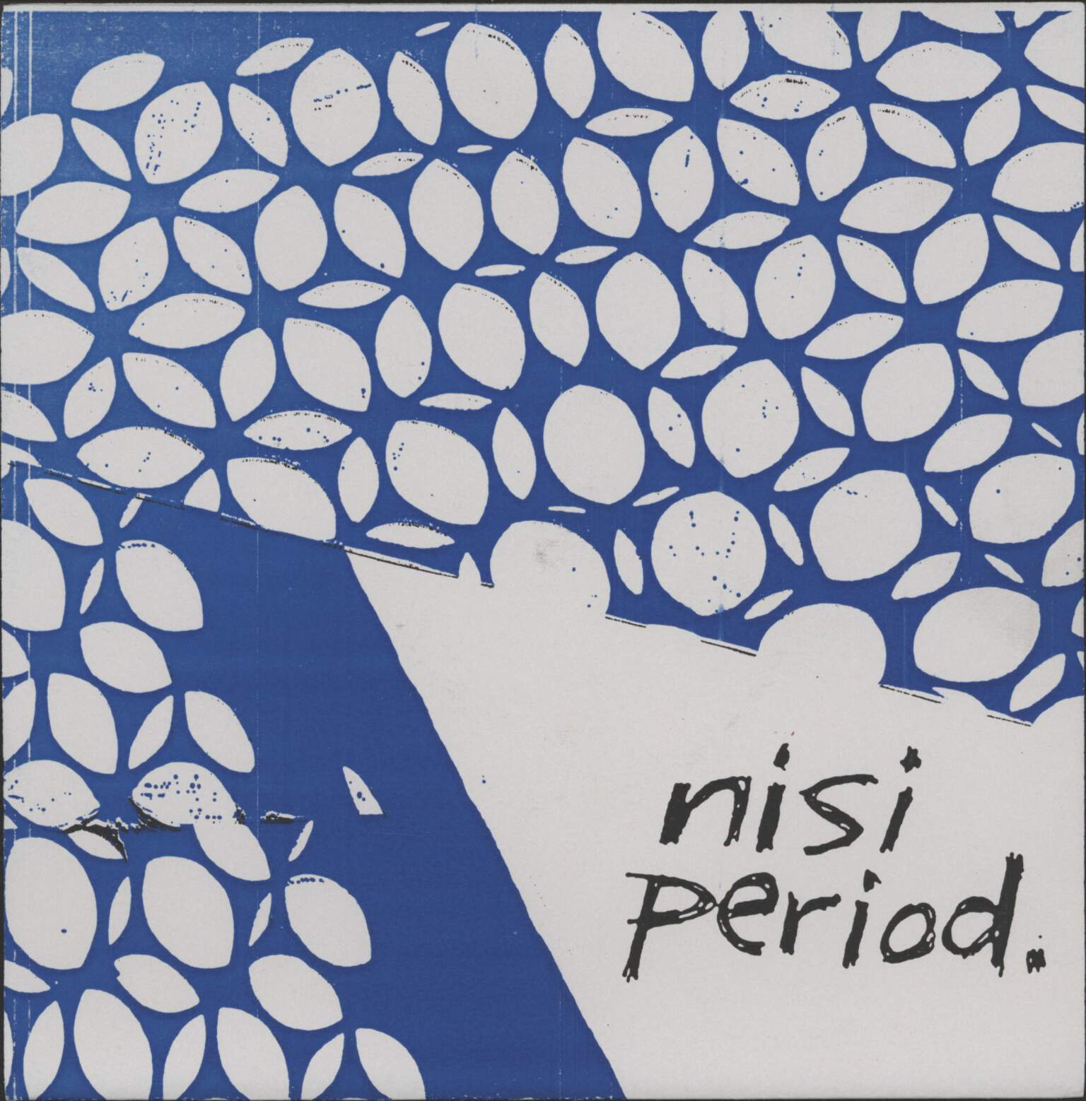 "Nisi Period: Backbone Salad / Want You Green, 7"" Single (Vinyl)"