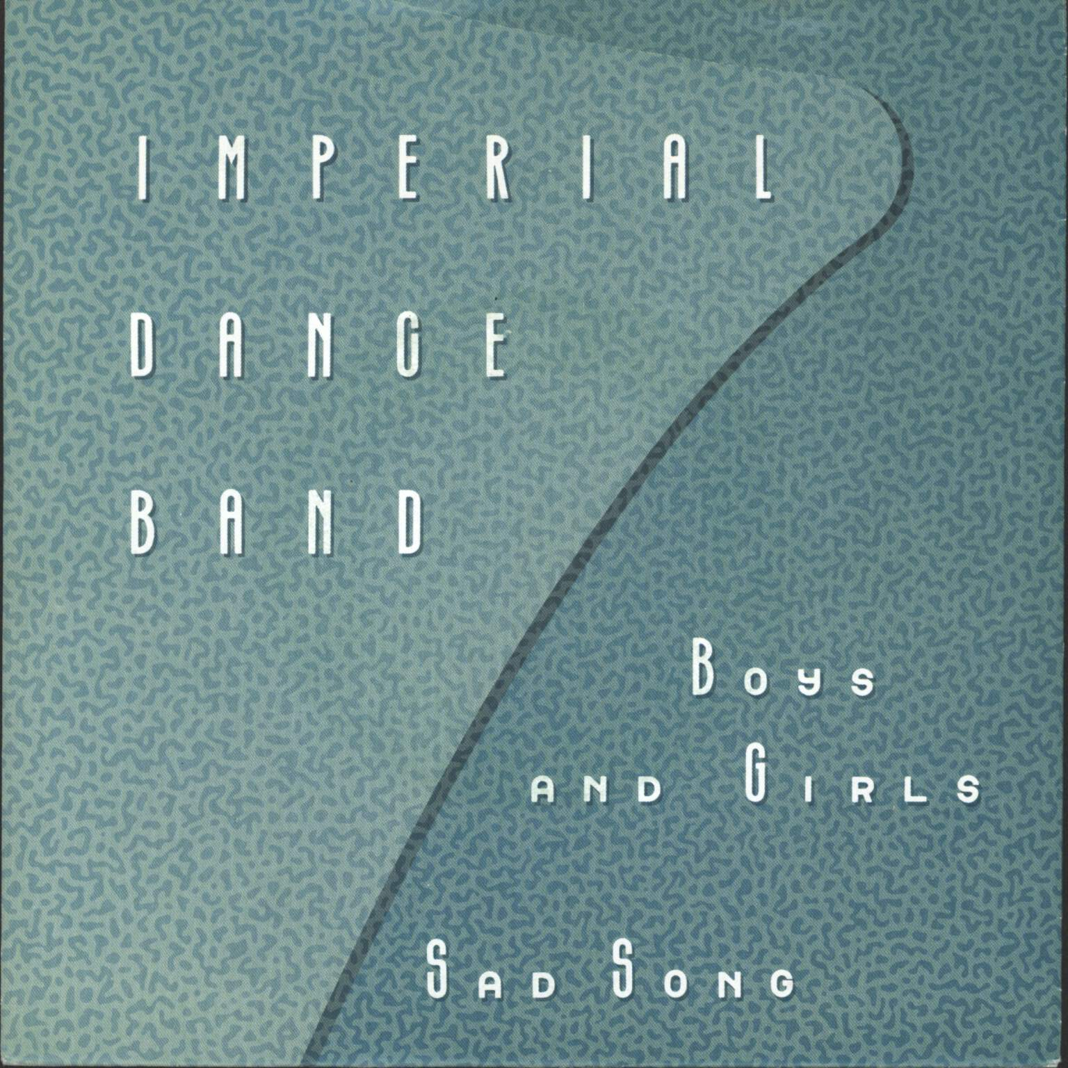 "Imperial Dance Band: Boys And Girls, 7"" Single (Vinyl)"