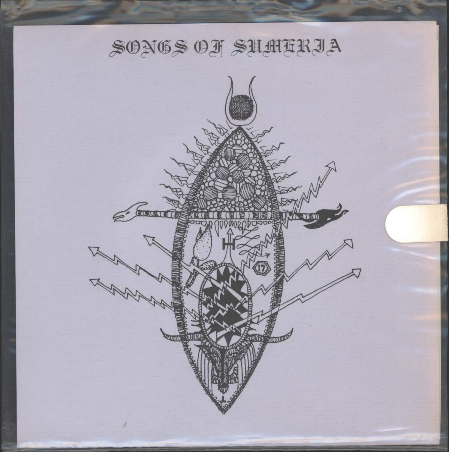 "Various: Songs Of Sumeria, 7"" Single (Vinyl)"