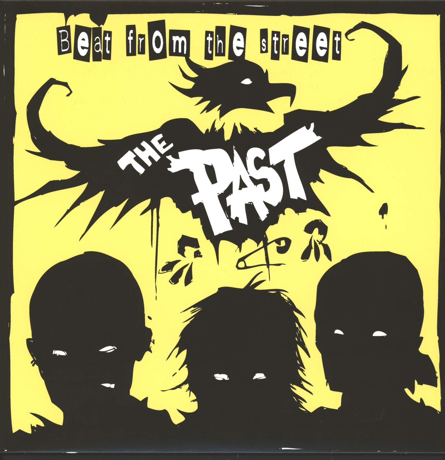 Past: Beat From The Street, LP (Vinyl)