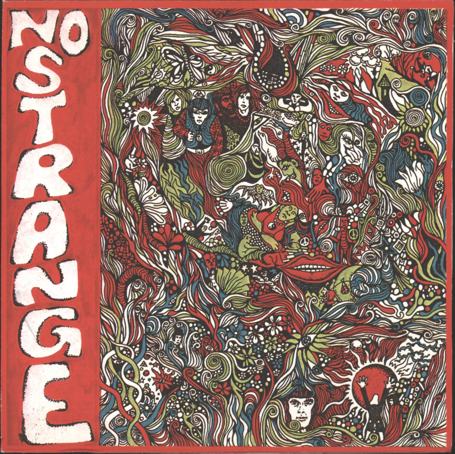 "No Strange: White Bird / Fiori Risplendenti, 7"" Single (Vinyl)"