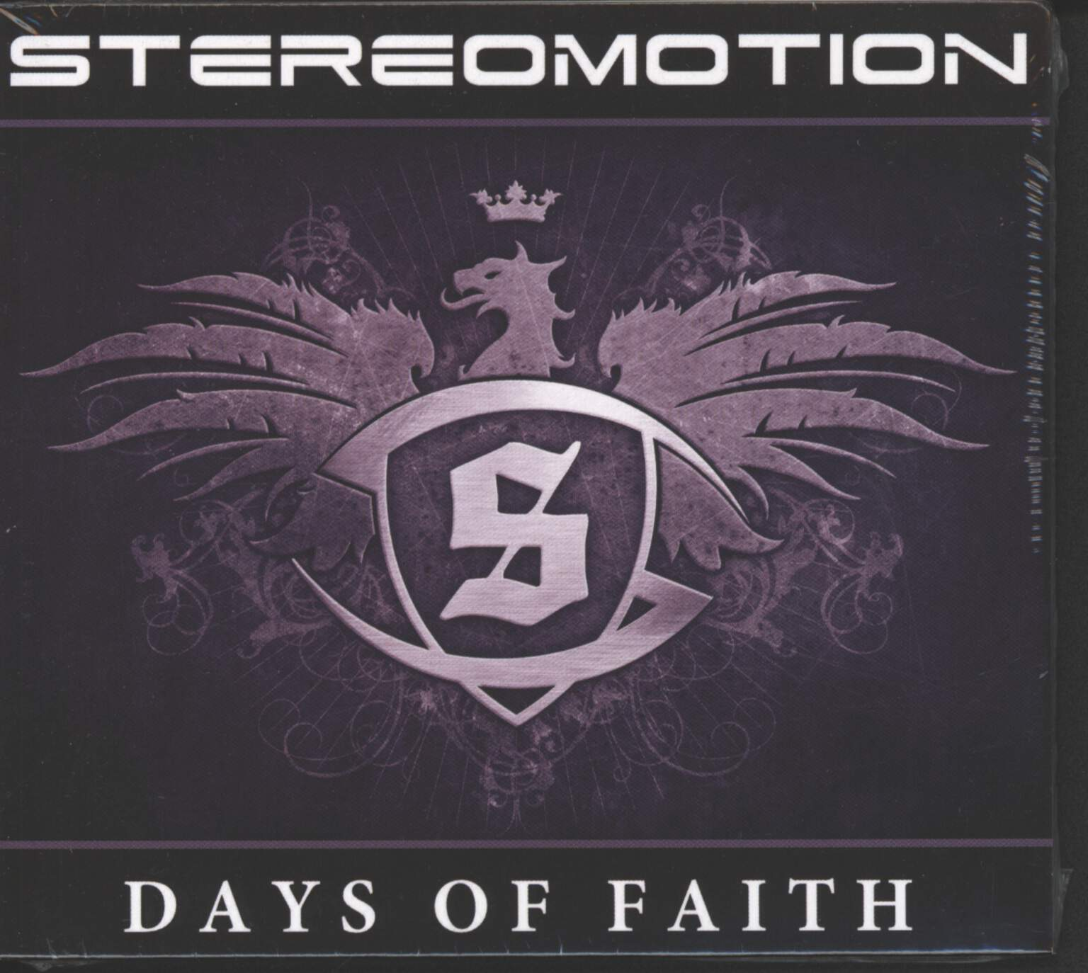 Stereomotion: Days Of Faith, CD