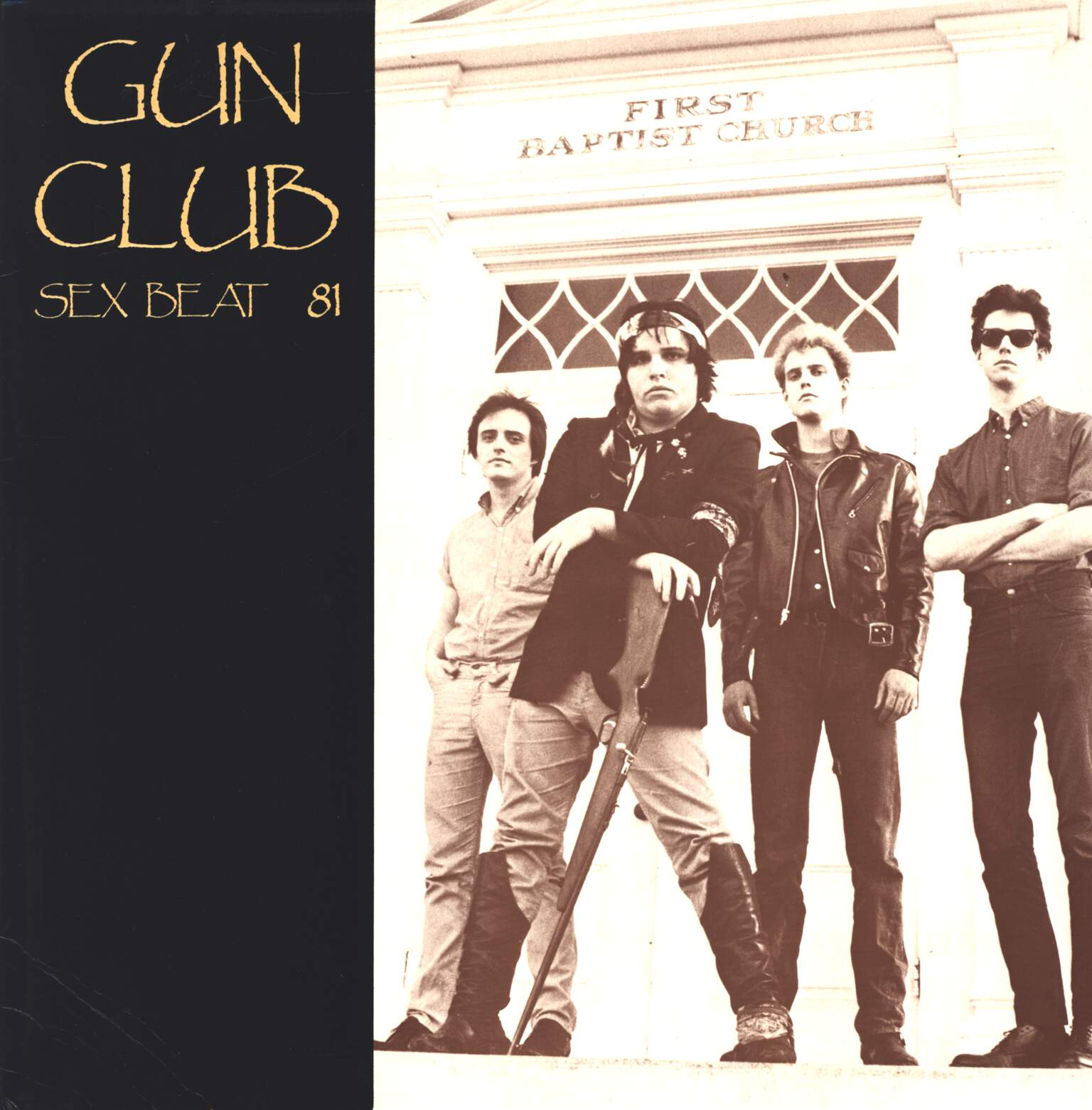Gun Club: Sex Beat 81, LP (Vinyl)