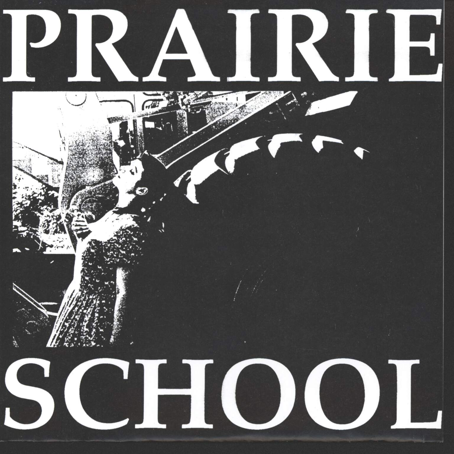 "Prairie School: Green, 7"" Single (Vinyl)"