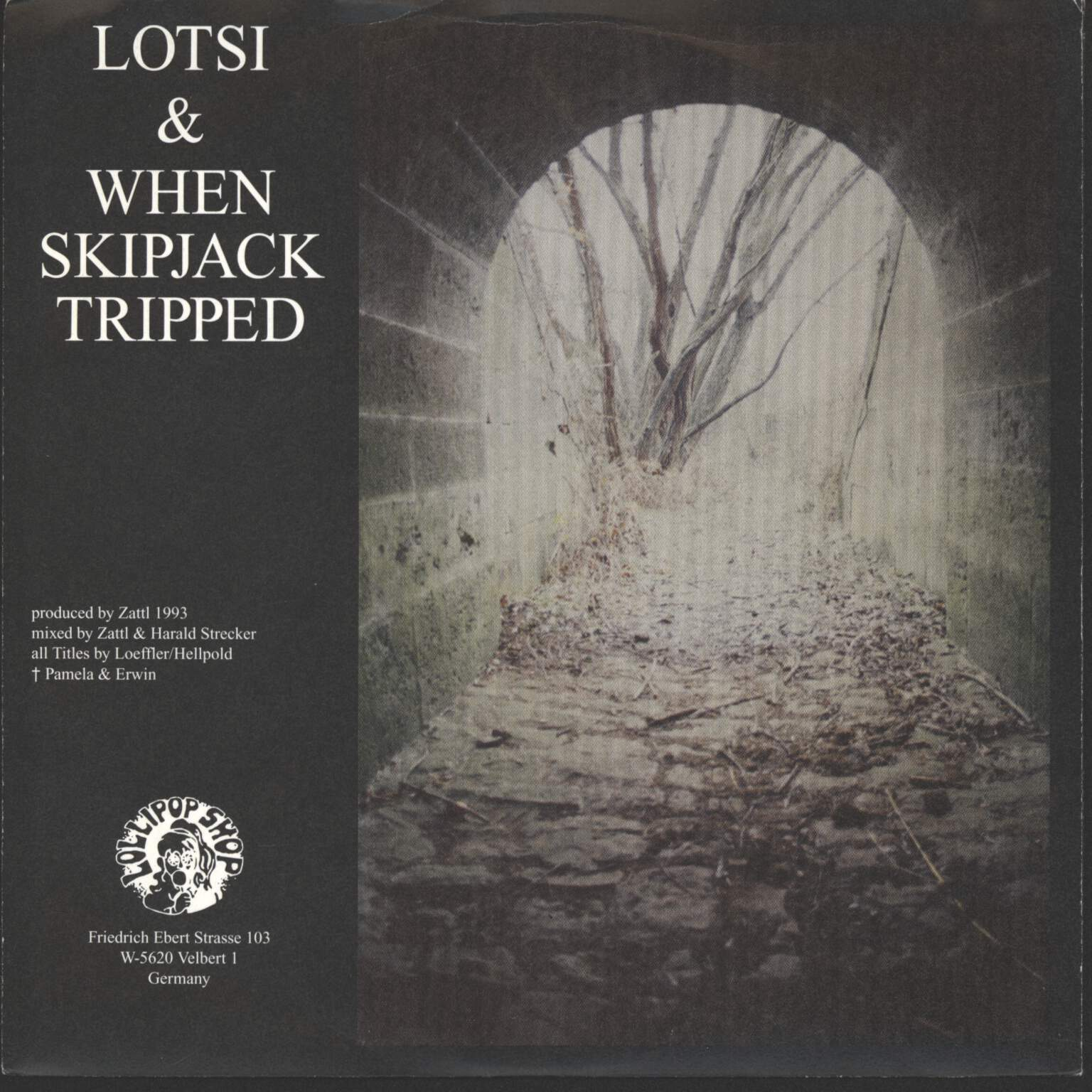"Lotsi Lapislazuli: Heaven Keeps Me Still, 7"" Single (Vinyl)"