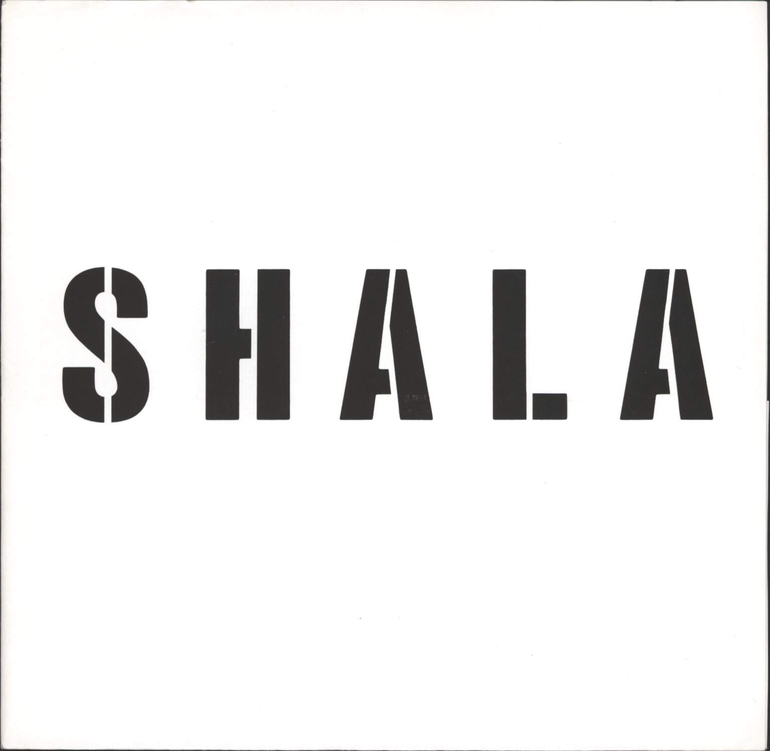 "Shala: Hard & Loose, 7"" Single (Vinyl)"
