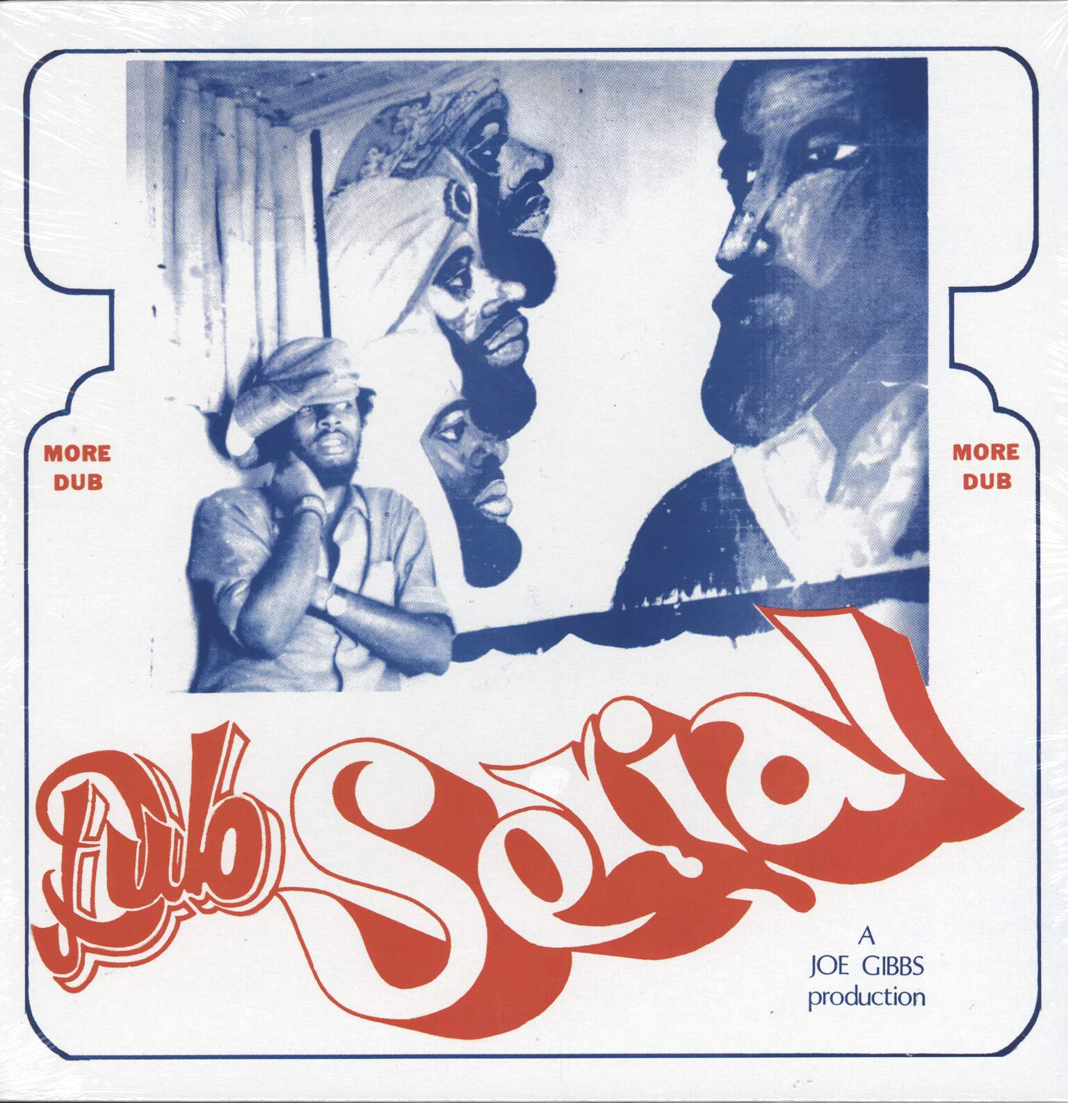 Joe Gibbs: Dub Serial, LP (Vinyl)