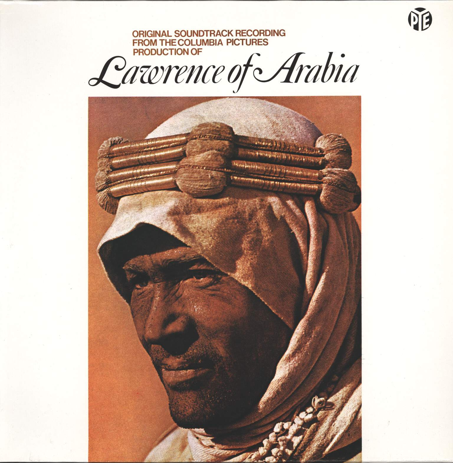 Maurice Jarre: Lawrence Of Arabia (Original Soundtrack Recording), LP (Vinyl)