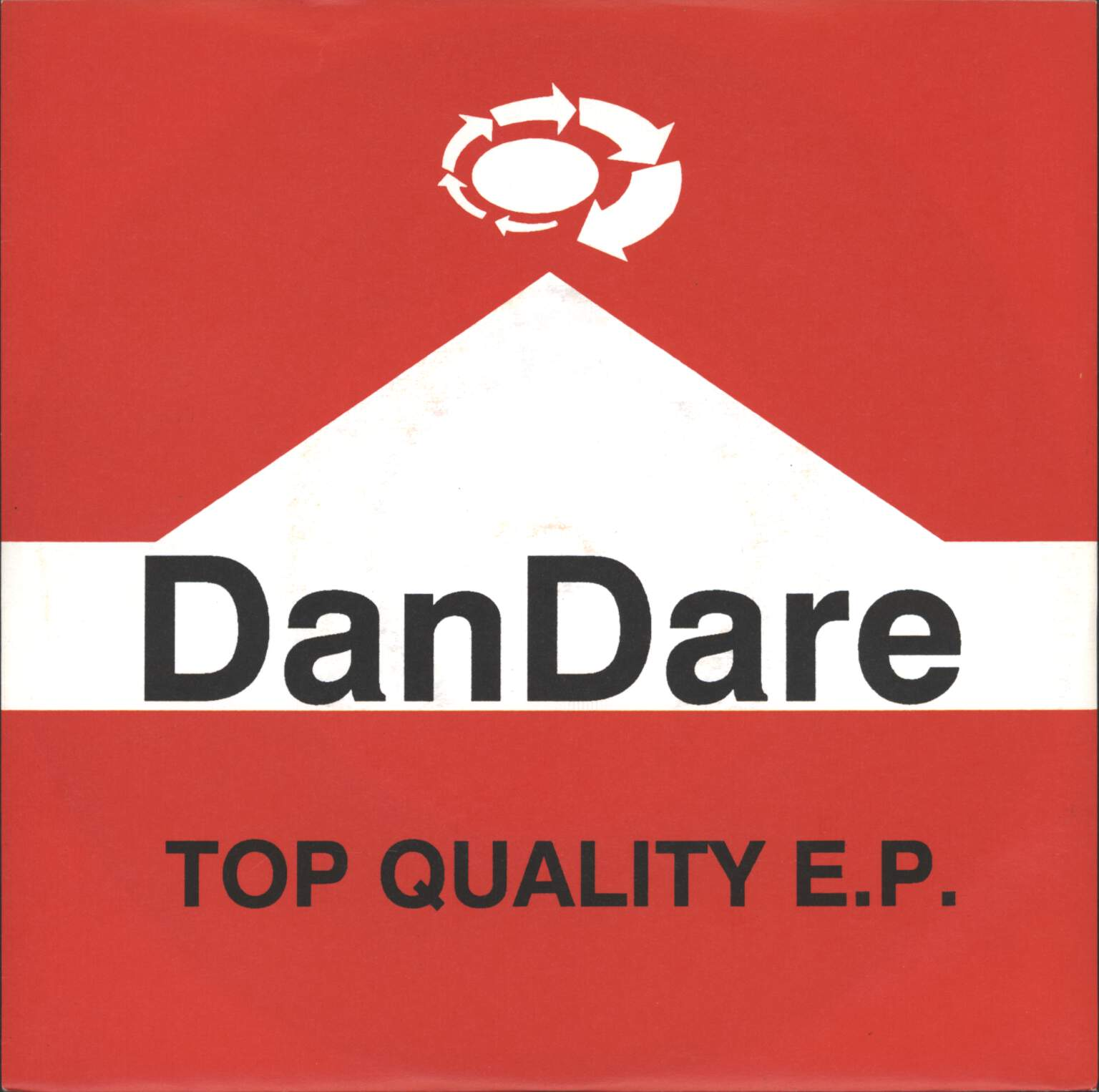 "Dan Dare: Top Quality E.P., 7"" Single (Vinyl)"
