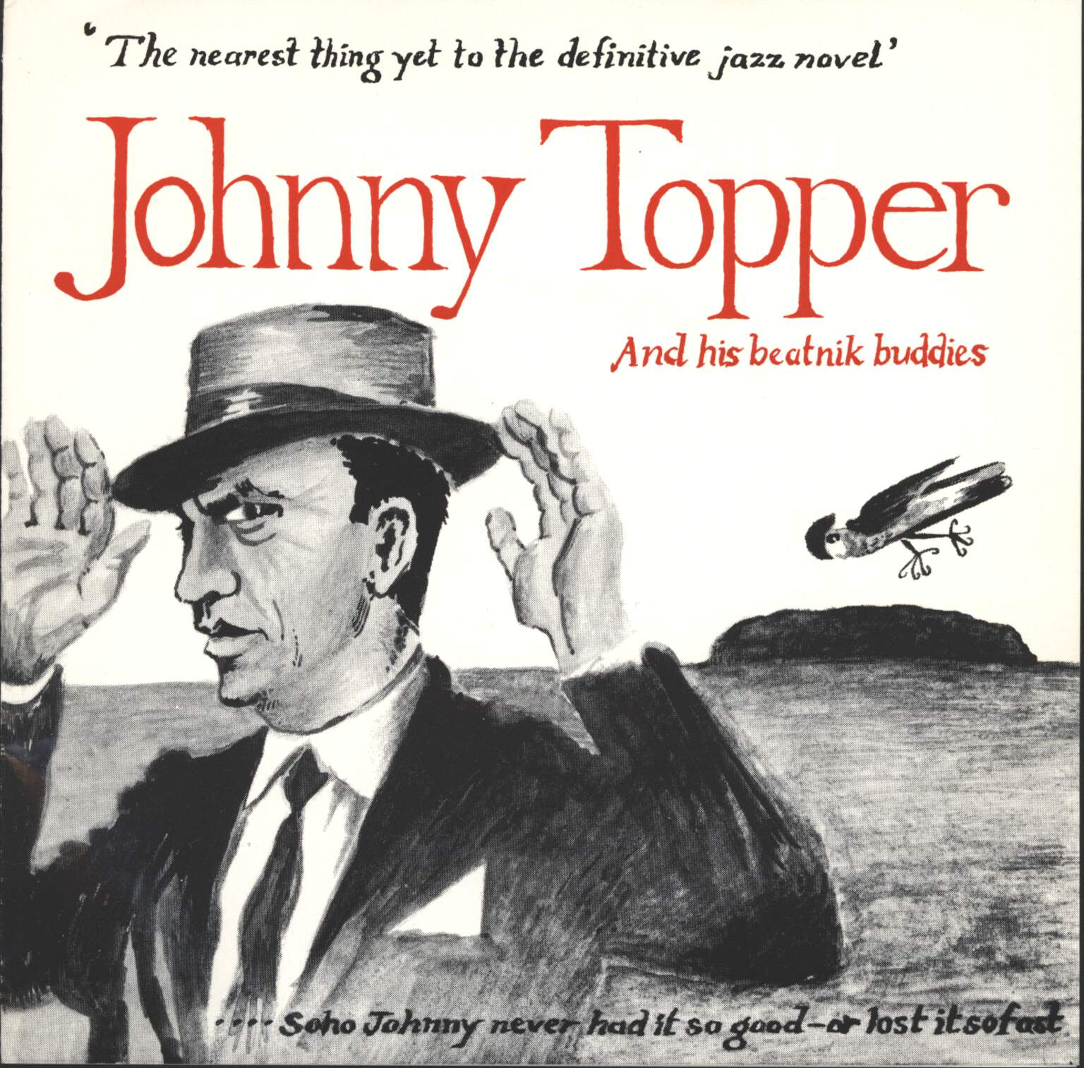"Johnny Topper: And His Beatnik Buddies, 7"" Single (Vinyl)"
