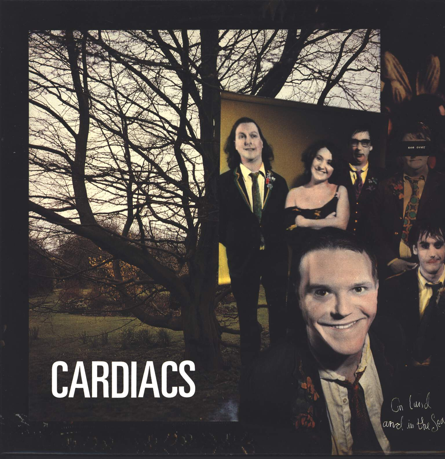 Cardiacs: On Land And In The Sea, LP (Vinyl)