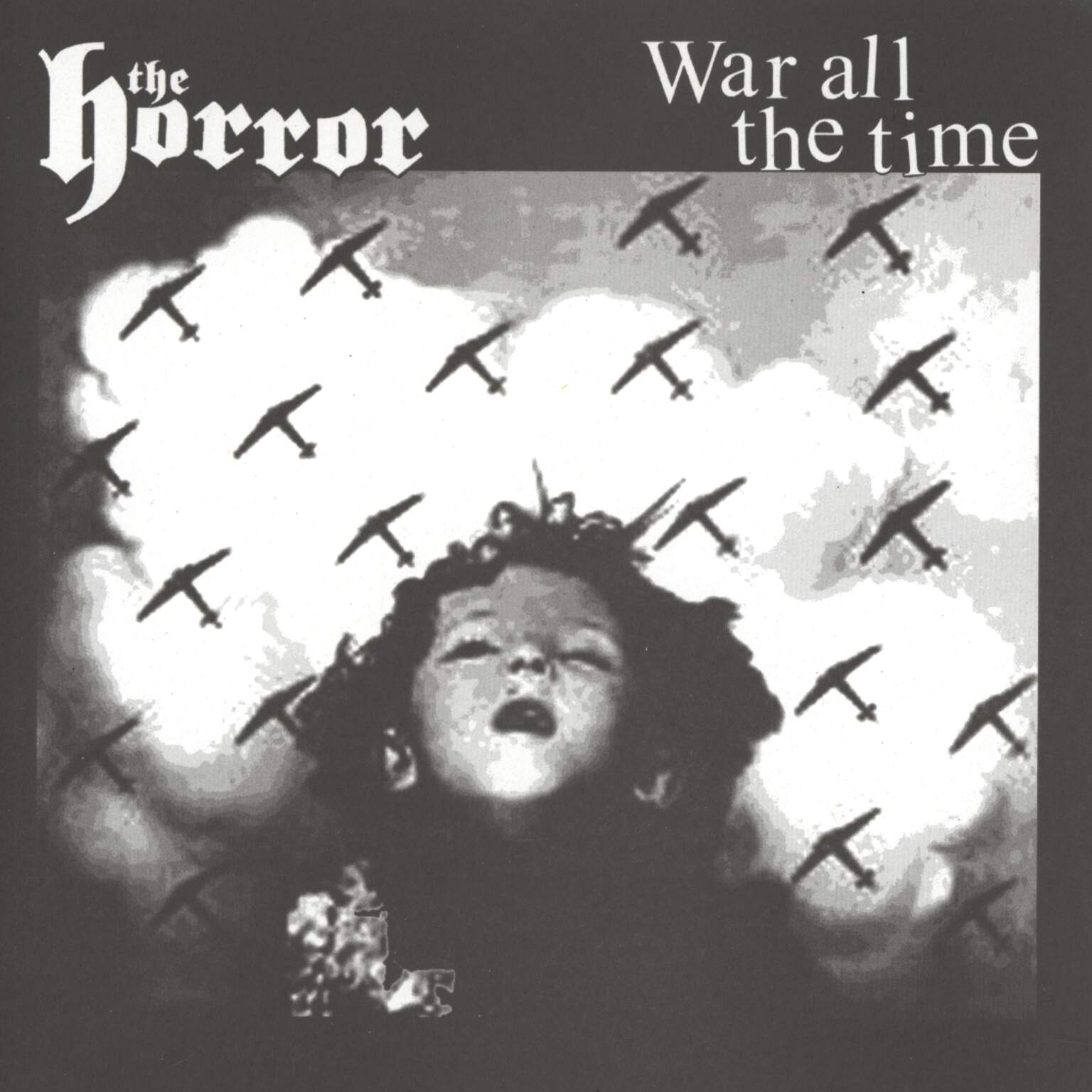 "Horror: The Horror / War All The Time, 7"" Single (Vinyl)"