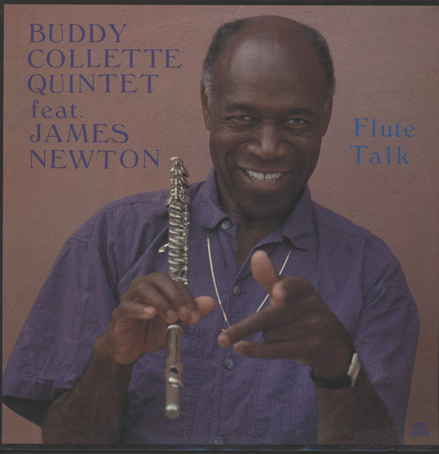 Buddy Collette Quintet: Flute Talk, LP (Vinyl)