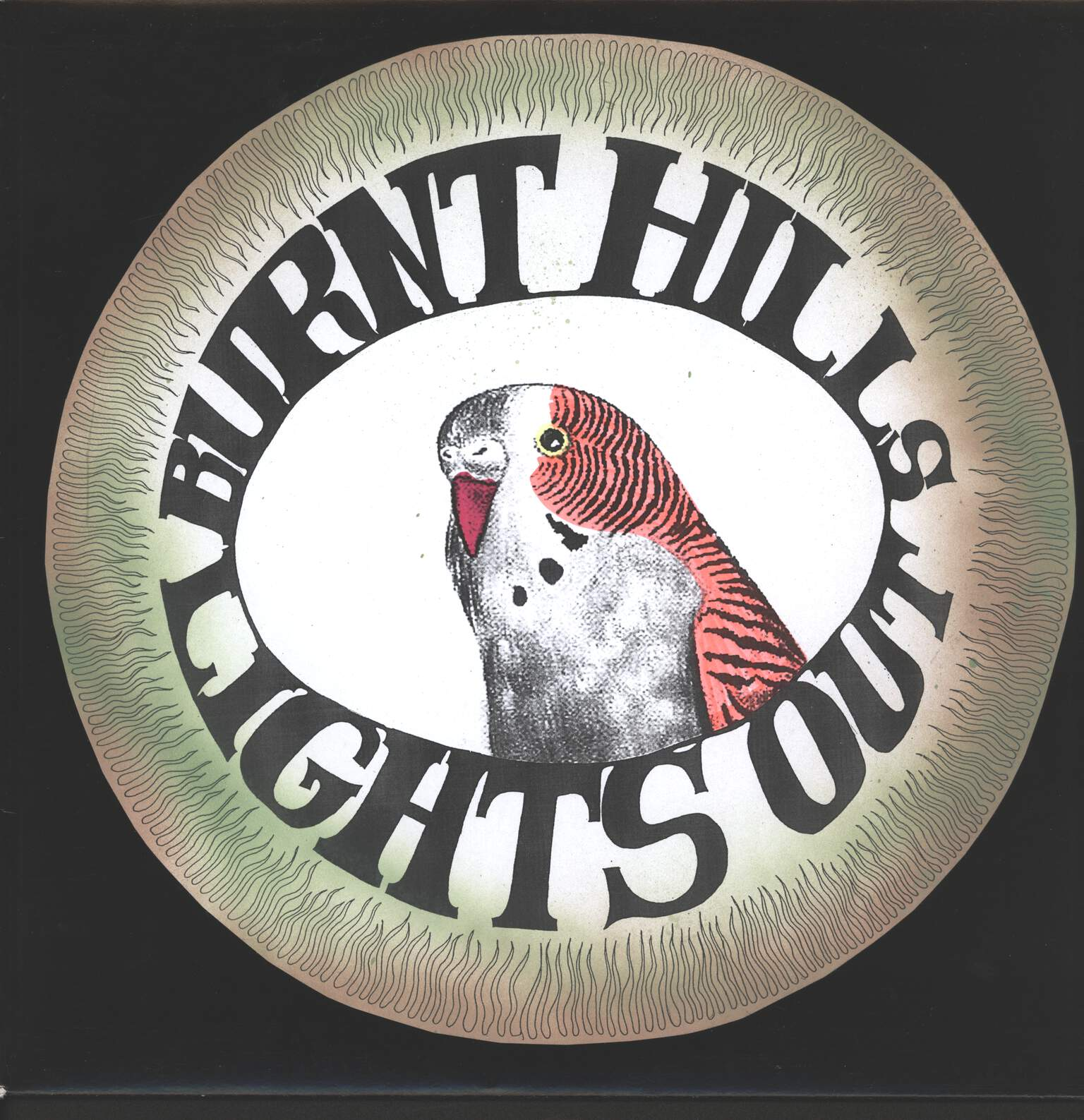 Burnt Hills: Lights Out, LP (Vinyl)