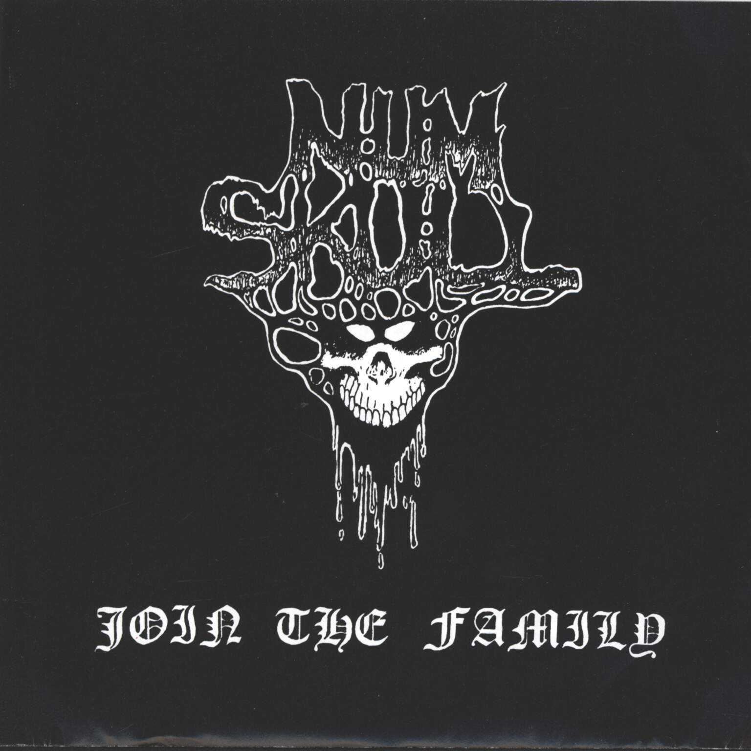 "Num Skull: Join The Family / Berserk, 7"" Single (Vinyl)"