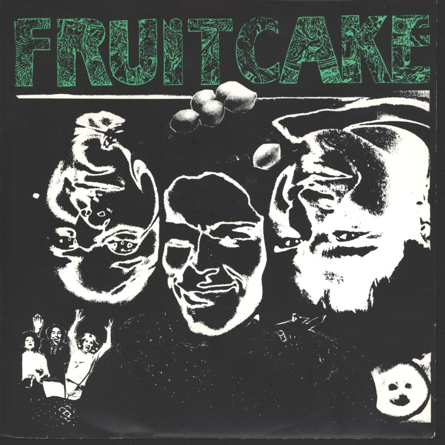 "Fruitcake: Anna Marina / Moanin' The Blues, 7"" Single (Vinyl)"