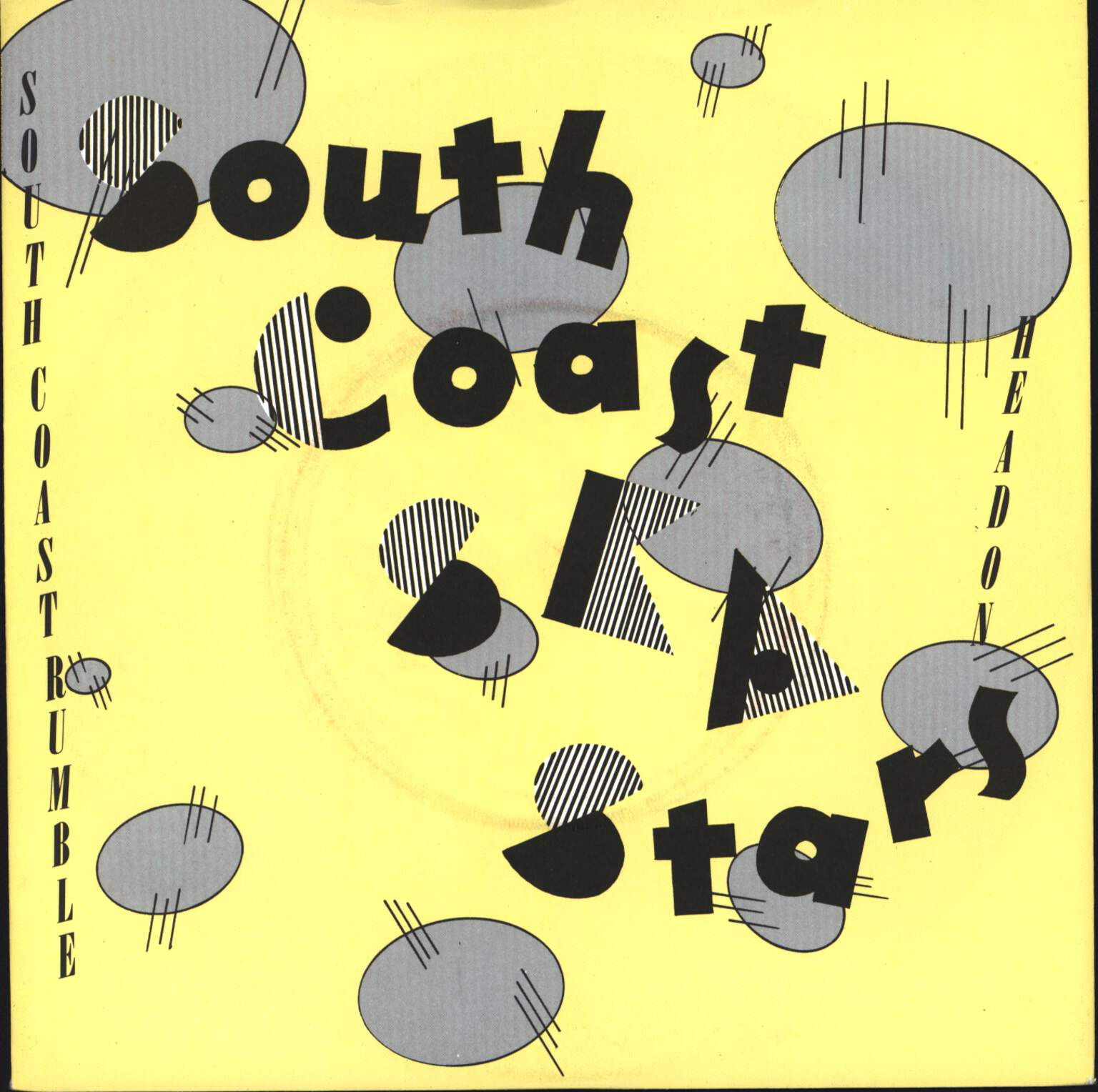 "South Coast Ska Stars: South Coast Rumble /Head On, 7"" Single (Vinyl)"
