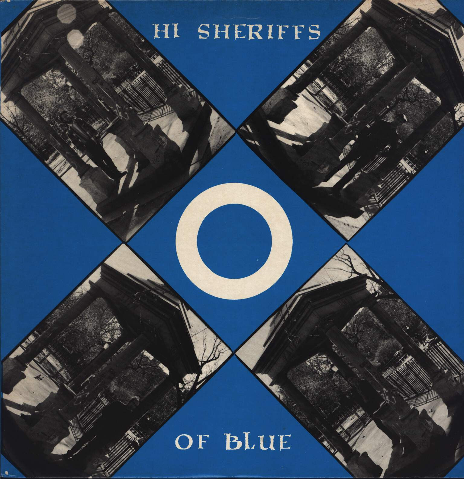"Hi Sheriffs Of Blue: Hi Sheriffs Of Blue, 12"" Maxi Single (Vinyl)"