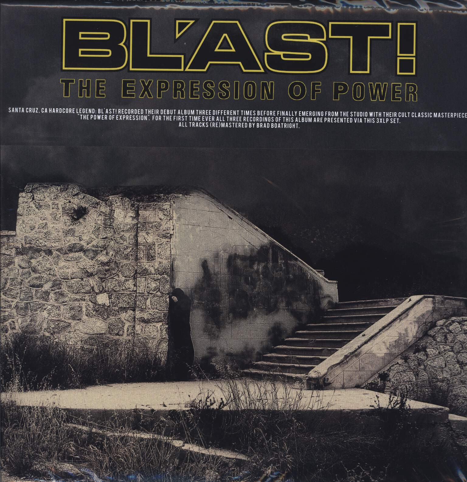 Bl'ast: The Expression Of Power, LP (Vinyl)