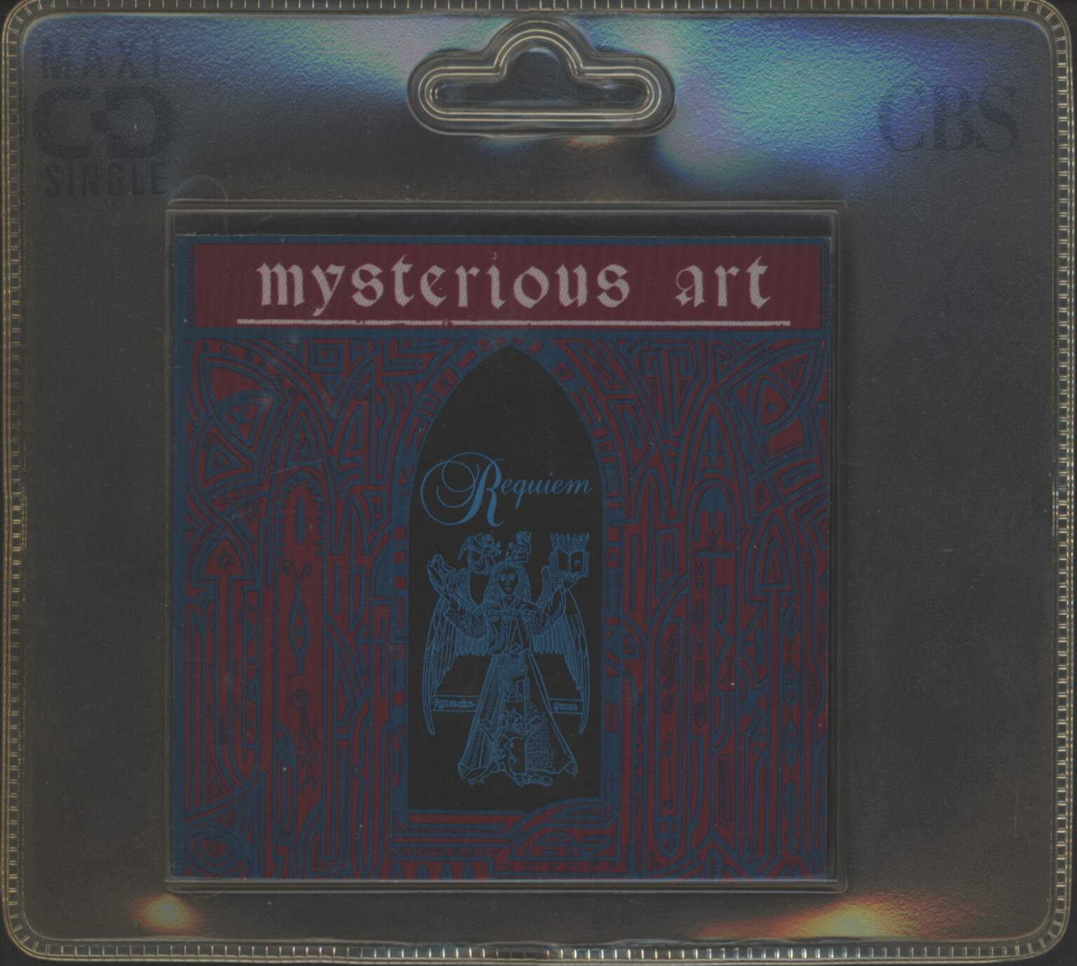Mysterious Art: Requiem, Mini CD