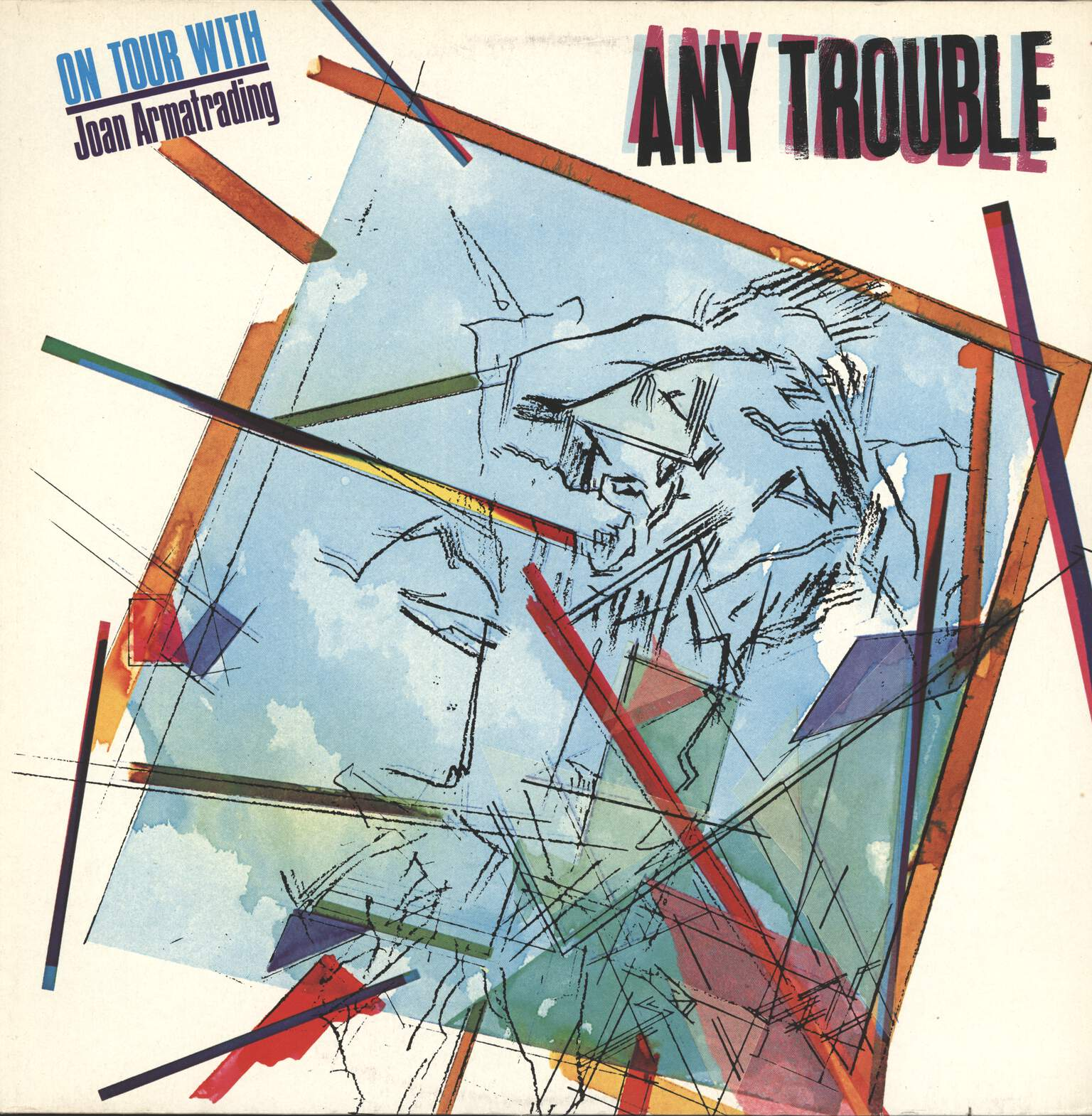Any Trouble: Any Trouble (On Tour With Joan Armatrading), LP (Vinyl)