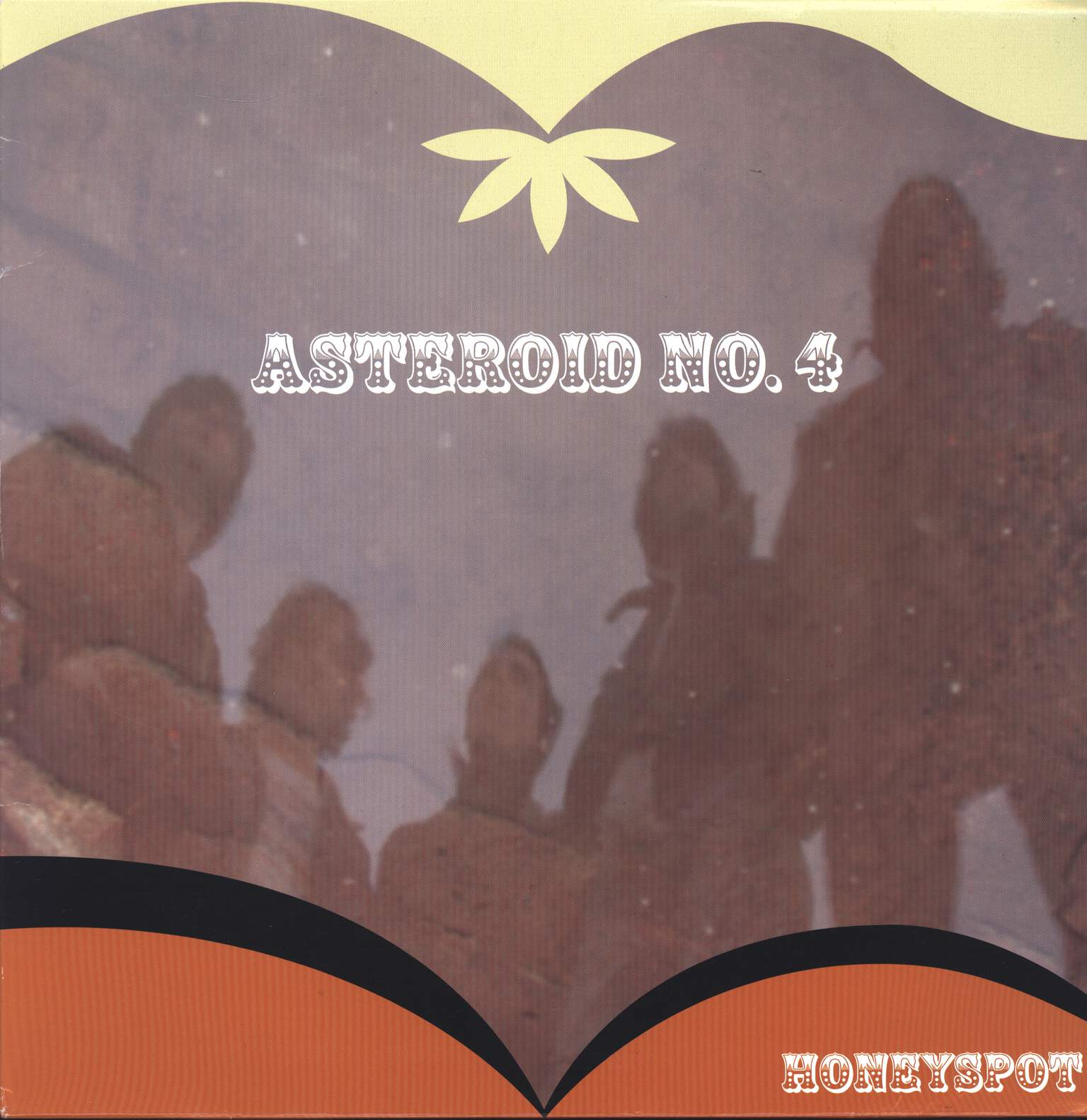 Asteroid #4: Honeyspot, LP (Vinyl)