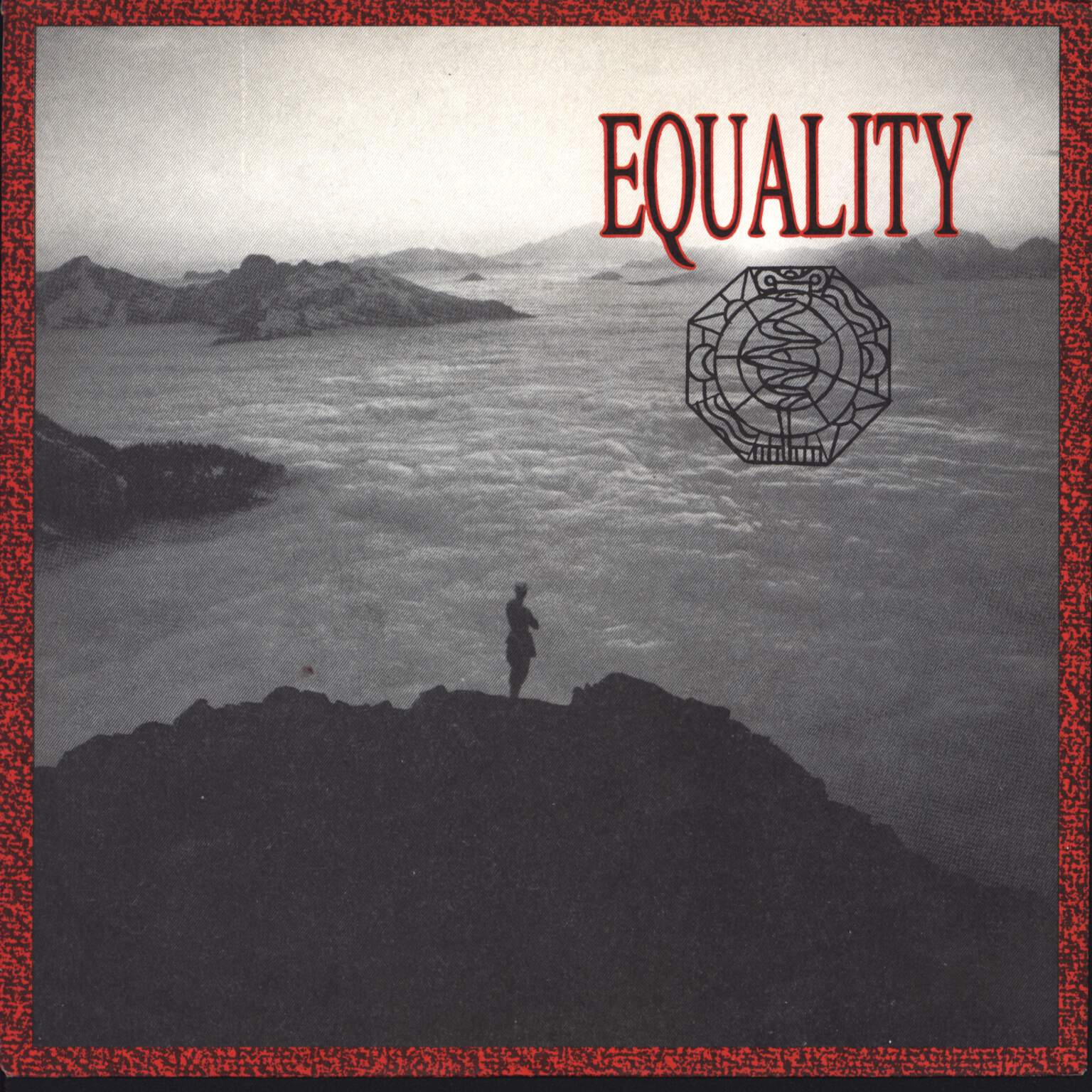 "Equality: Burns Inside, 7"" Single (Vinyl)"