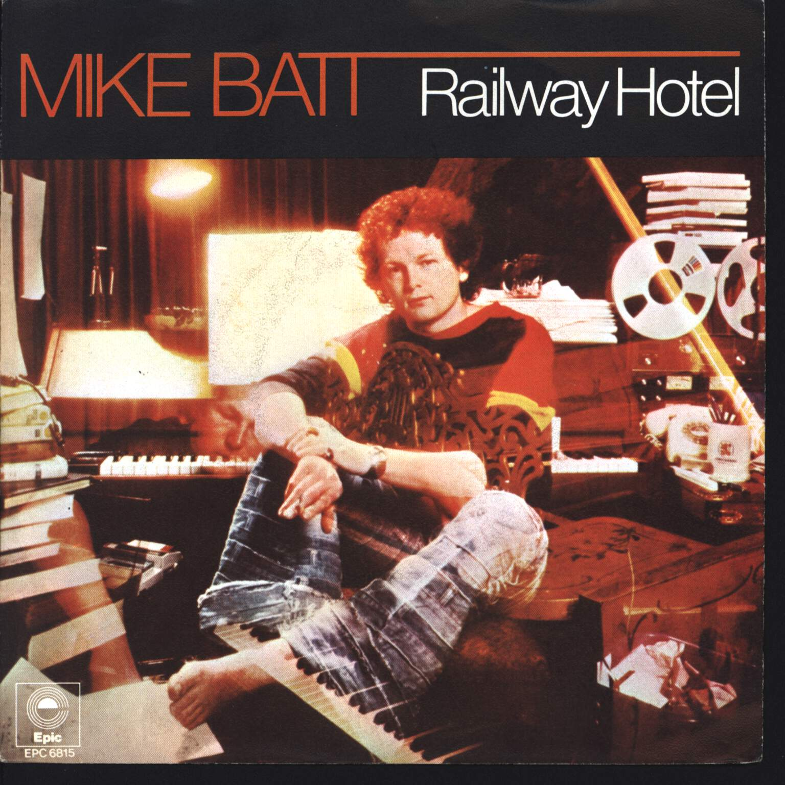 "Mike Batt: Railway Hotel, 7"" Single (Vinyl)"