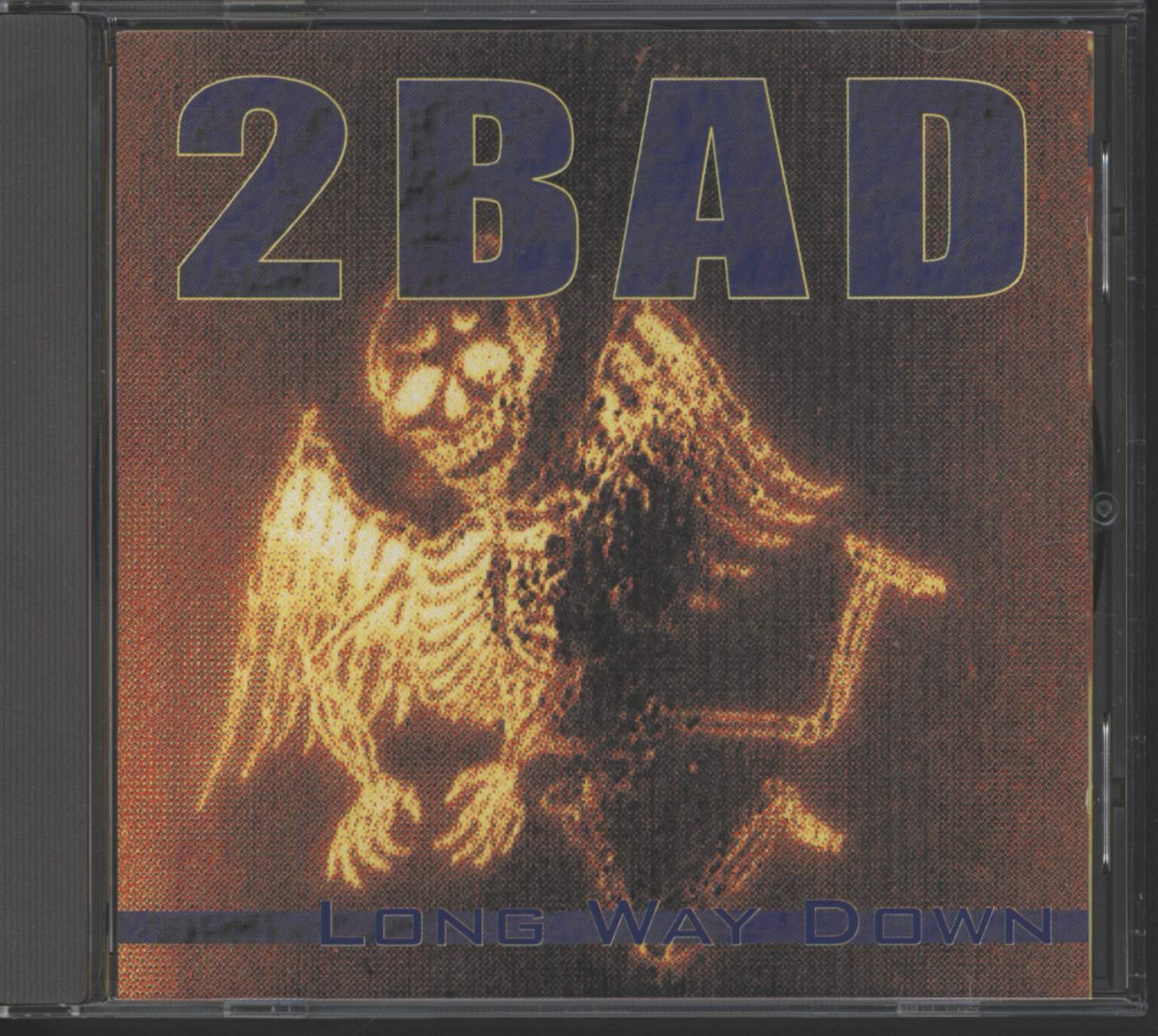 2 Bad: Long Way Down, Mini CD
